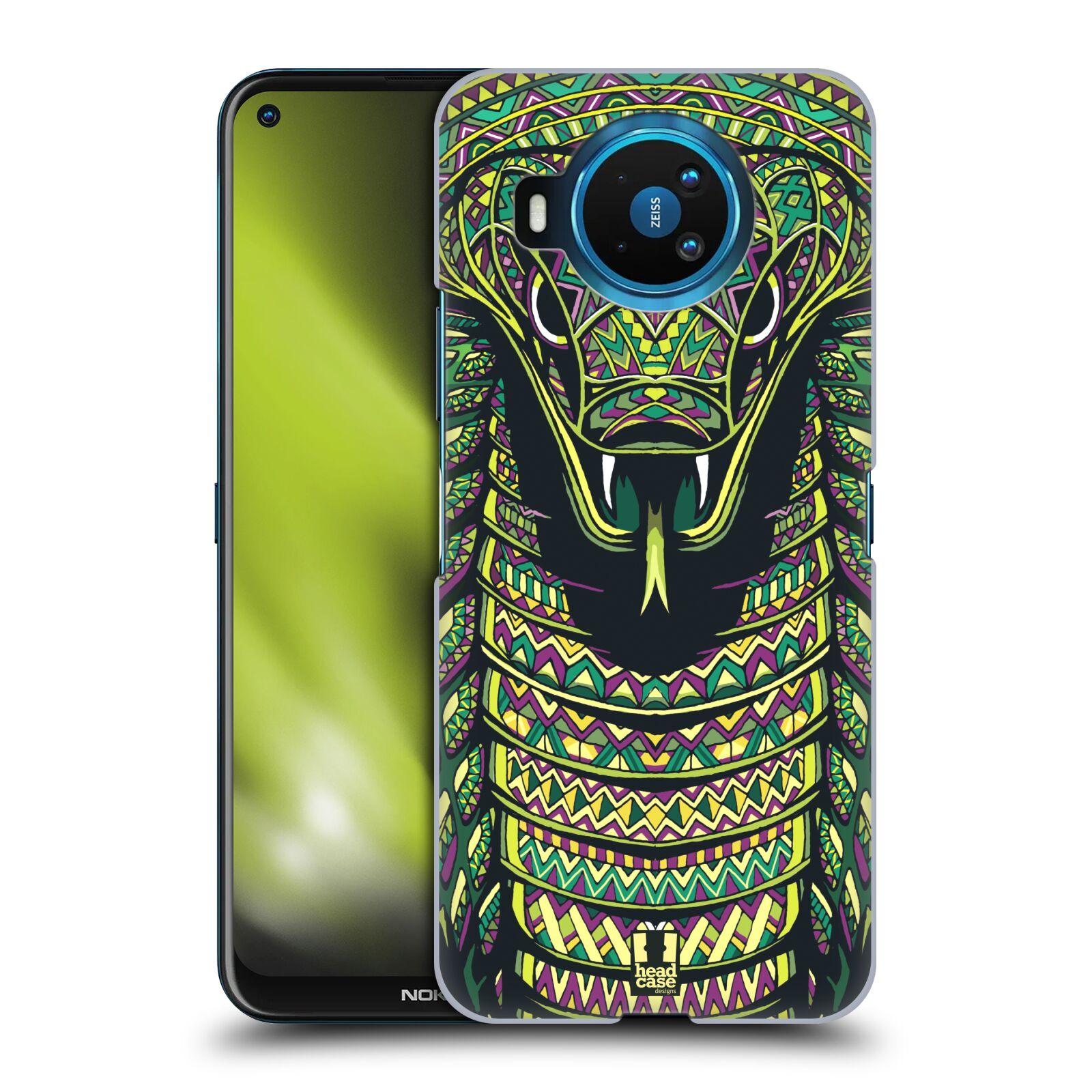 Plastové pouzdro na mobil Nokia 8.3 5G - Head Case - AZTEC HAD