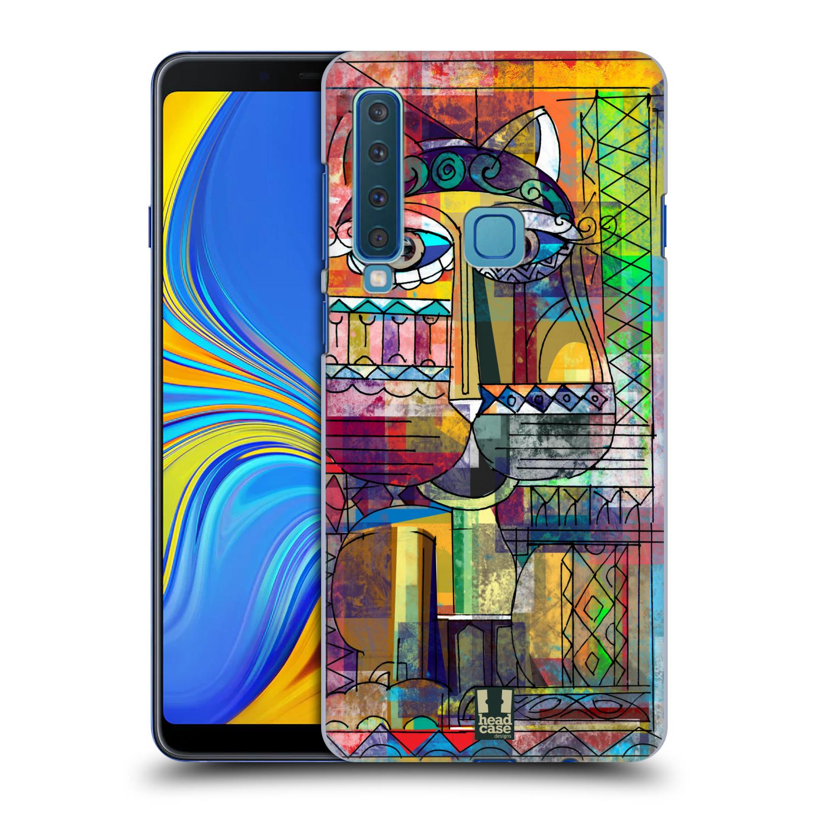 Plastové pouzdro na mobil Samsung Galaxy A9 (2018) - Head Case - AZTEC KORAT