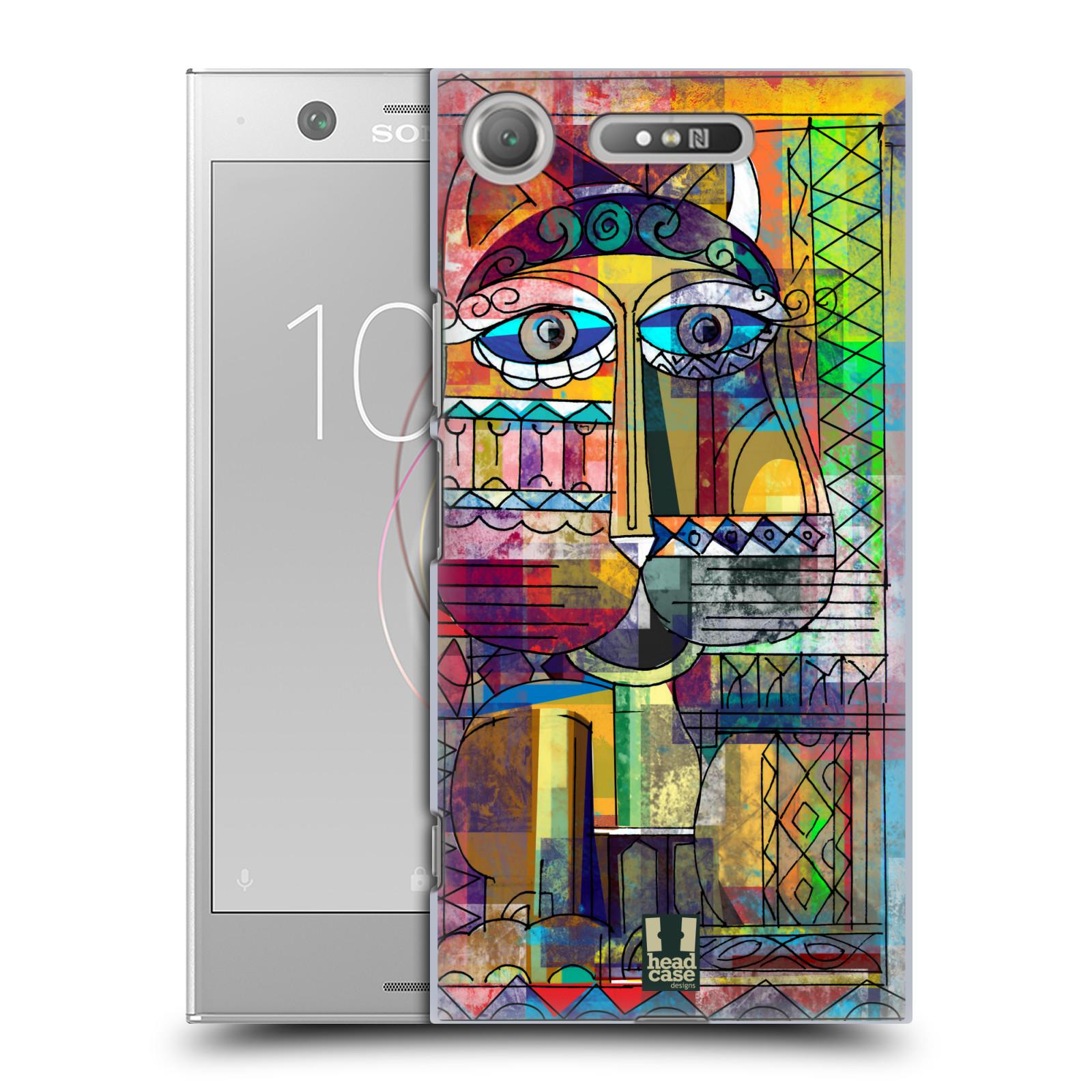 Plastové pouzdro na mobil Sony Xperia XZ1 - Head Case - AZTEC KORAT