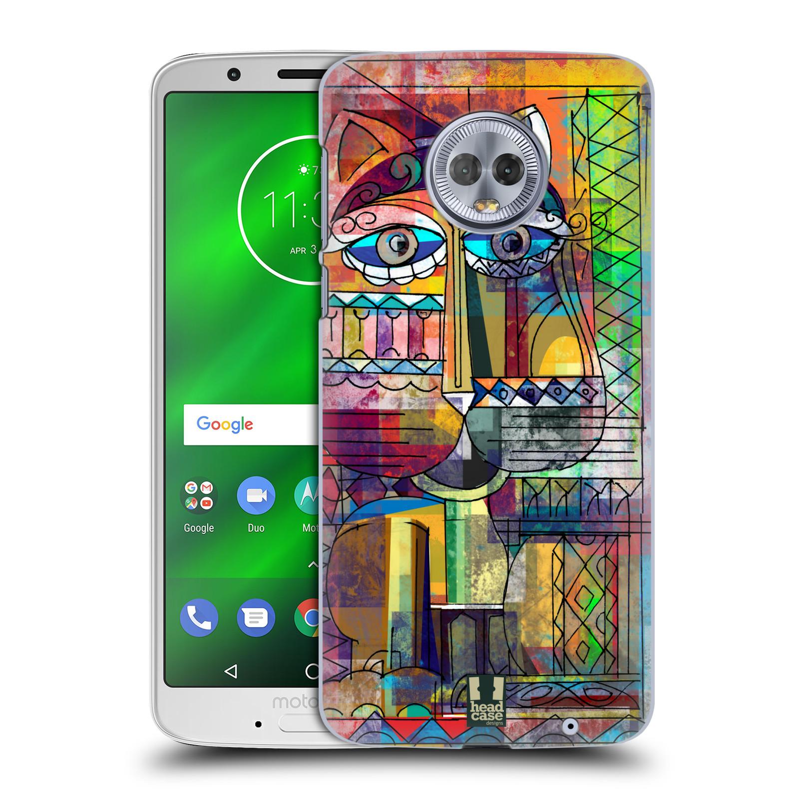 Plastové pouzdro na mobil Motorola Moto G6 Plus - Head Case - AZTEC KORAT