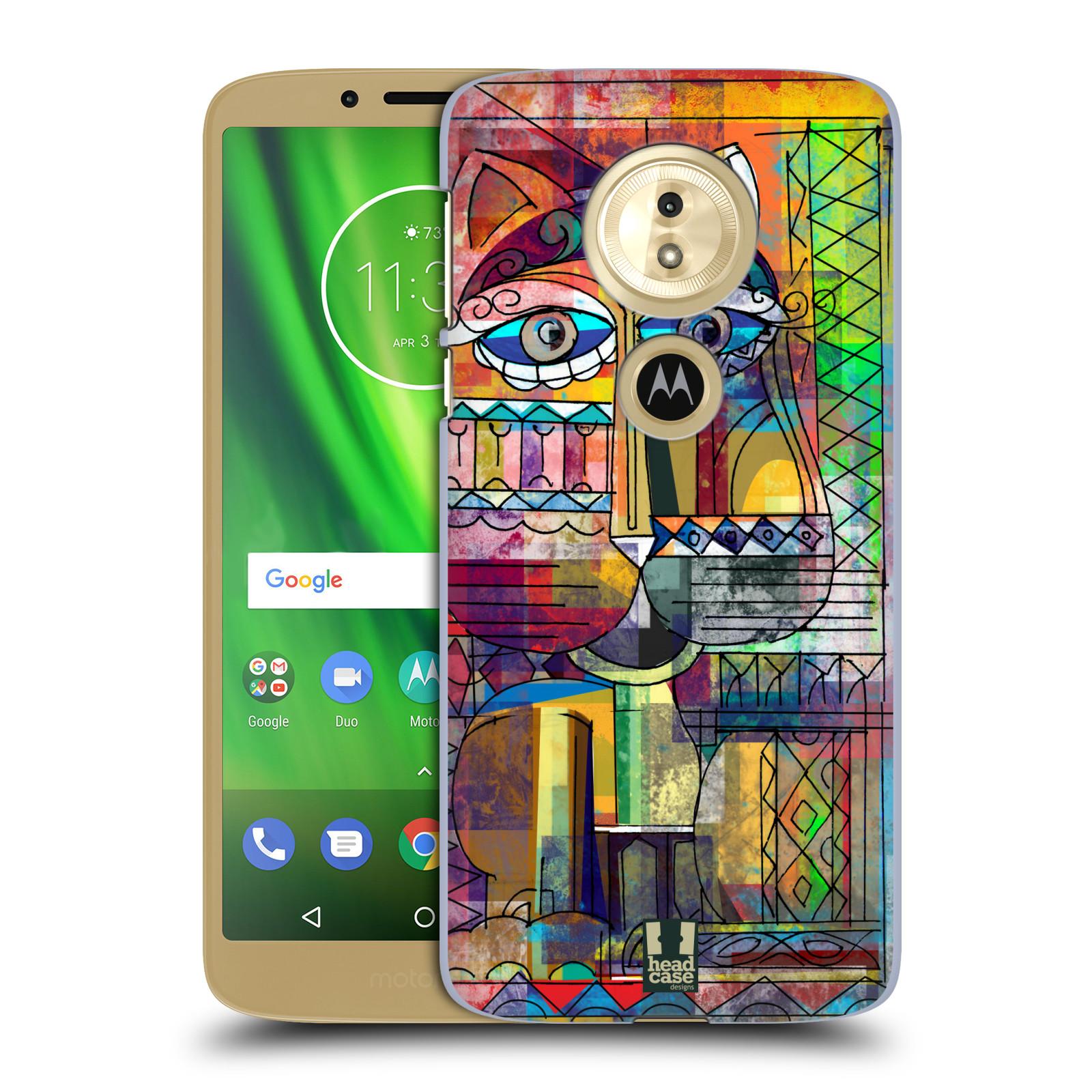 Plastové pouzdro na mobil Motorola Moto G6 Play - Head Case - AZTEC KORAT