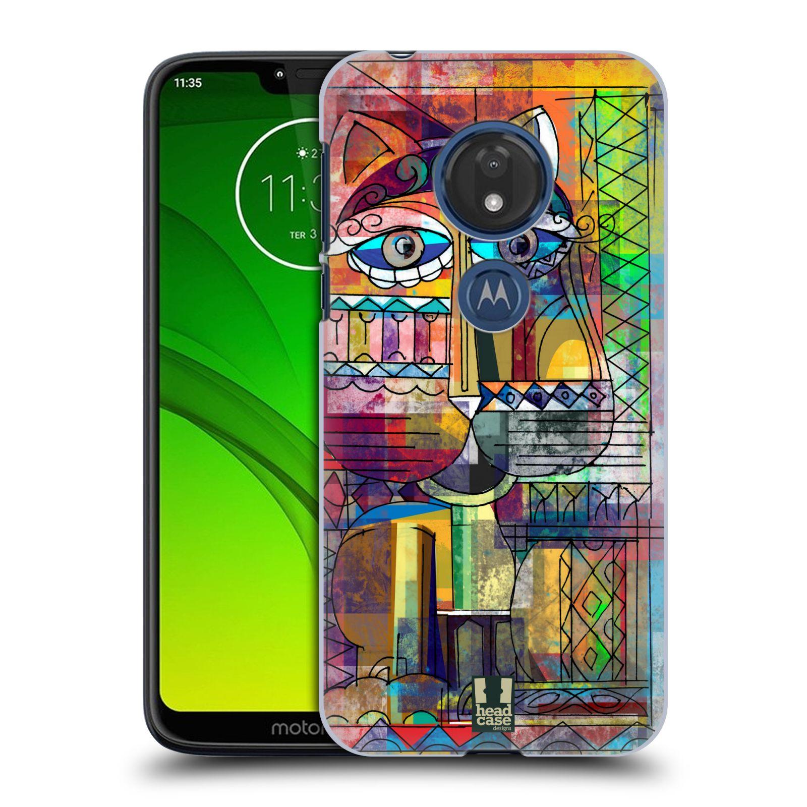 Plastové pouzdro na mobil Motorola Moto G7 Play - Head Case - AZTEC KORAT