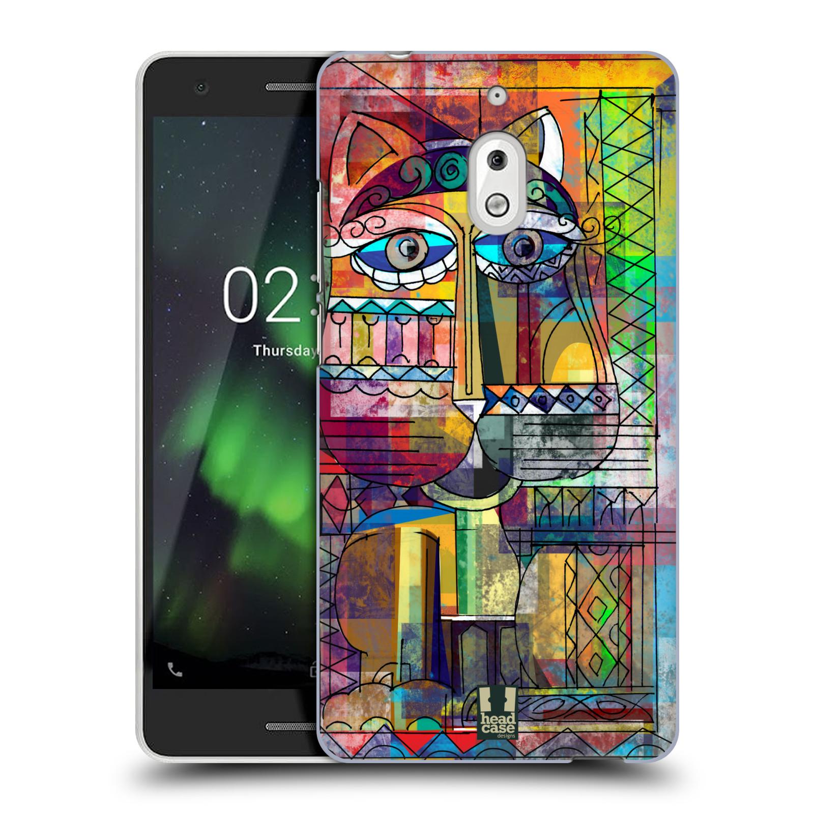 Plastové pouzdro na mobil Nokia 2.1 - Head Case - AZTEC KORAT