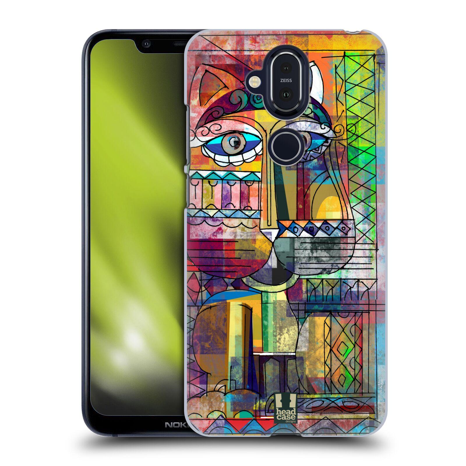 Plastové pouzdro na mobil Nokia 8.1 - Head Case - AZTEC KORAT