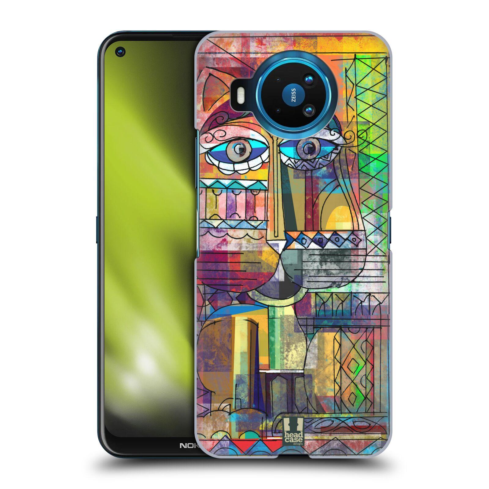 Plastové pouzdro na mobil Nokia 8.3 5G - Head Case - AZTEC KORAT