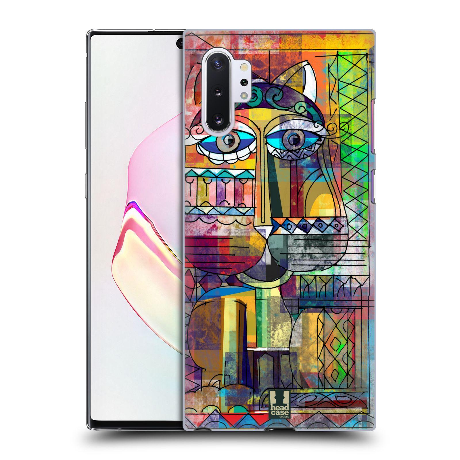 Plastové pouzdro na mobil Samsung Galaxy Note 10 Plus - Head Case - AZTEC KORAT