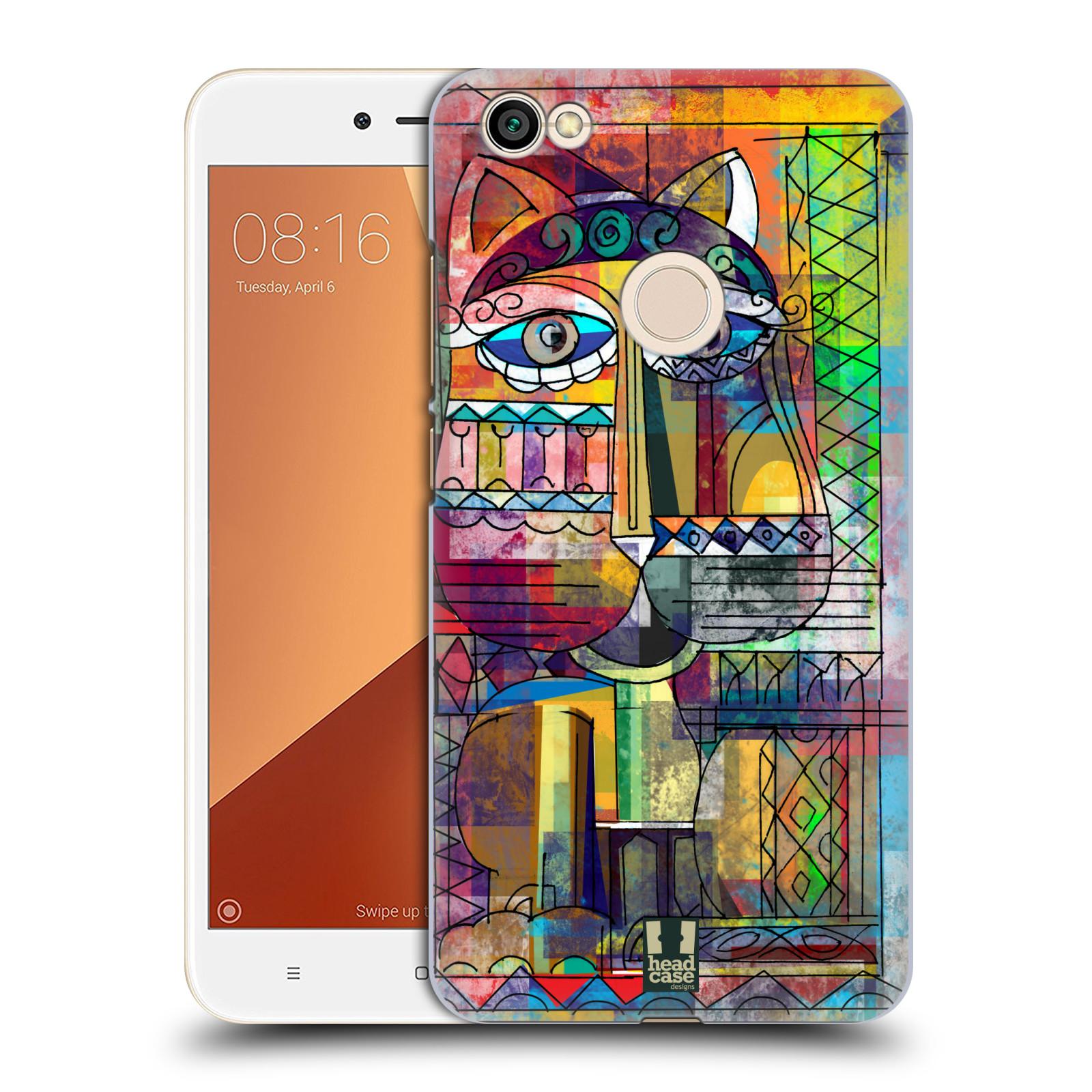 Plastové pouzdro na mobil Xiaomi Redmi Note 5A Prime - Head Case - AZTEC KORAT