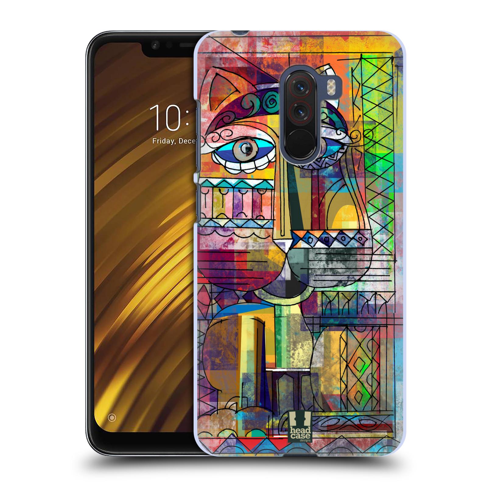 Plastové pouzdro na mobil Xiaomi Pocophone F1 - Head Case - AZTEC KORAT
