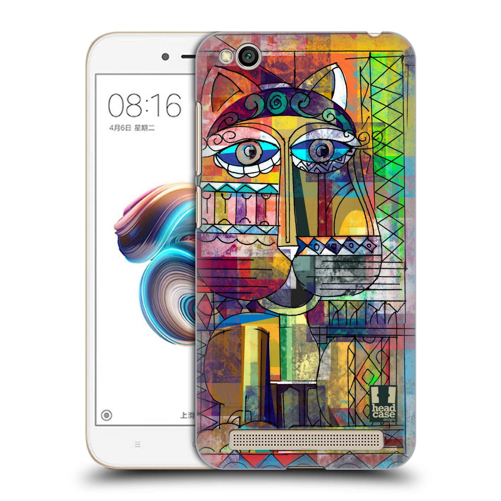 Plastové pouzdro na mobil Xiaomi Redmi 5A - Head Case - AZTEC KORAT