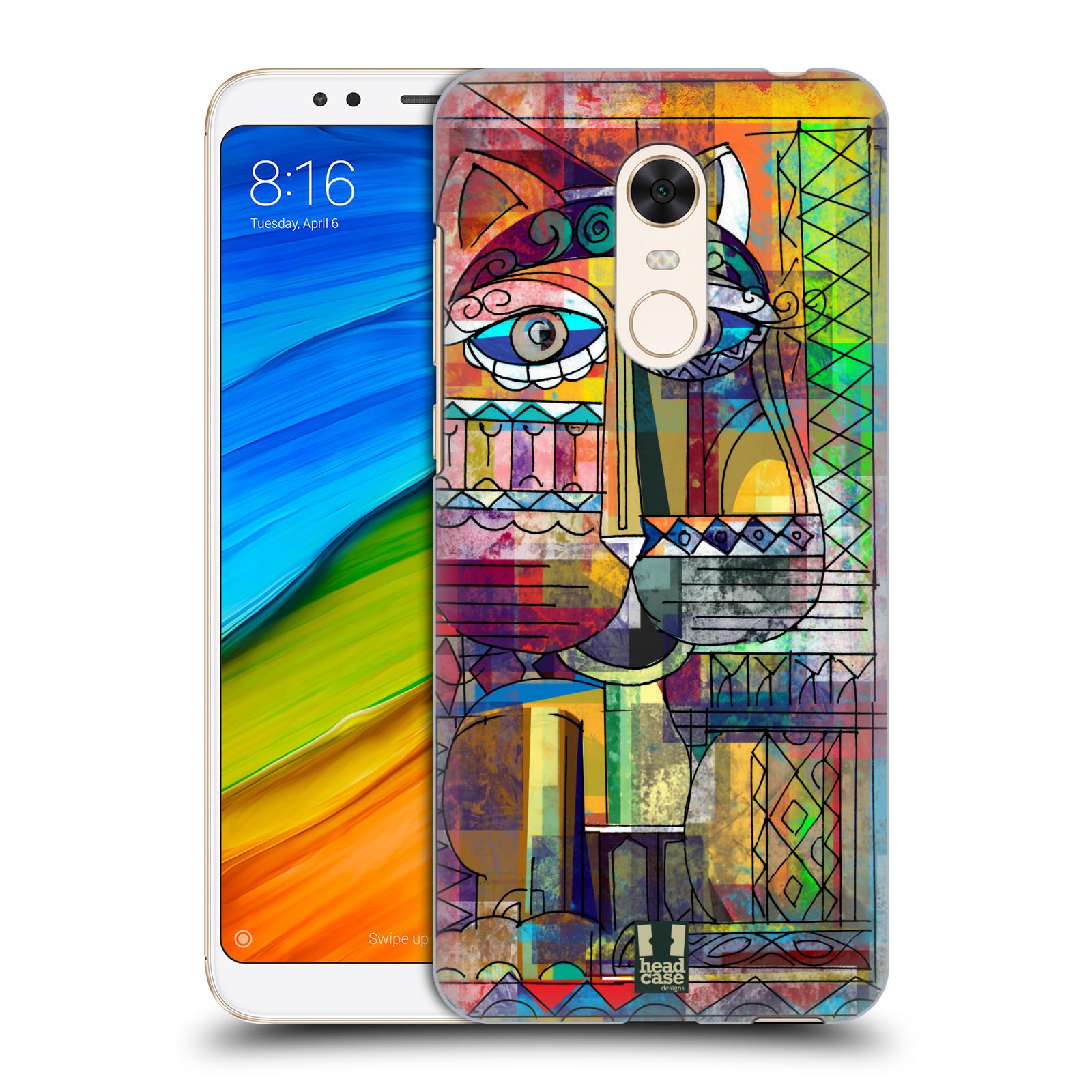 Plastové pouzdro na mobil Xiaomi Redmi 5 Plus - Head Case - AZTEC KORAT
