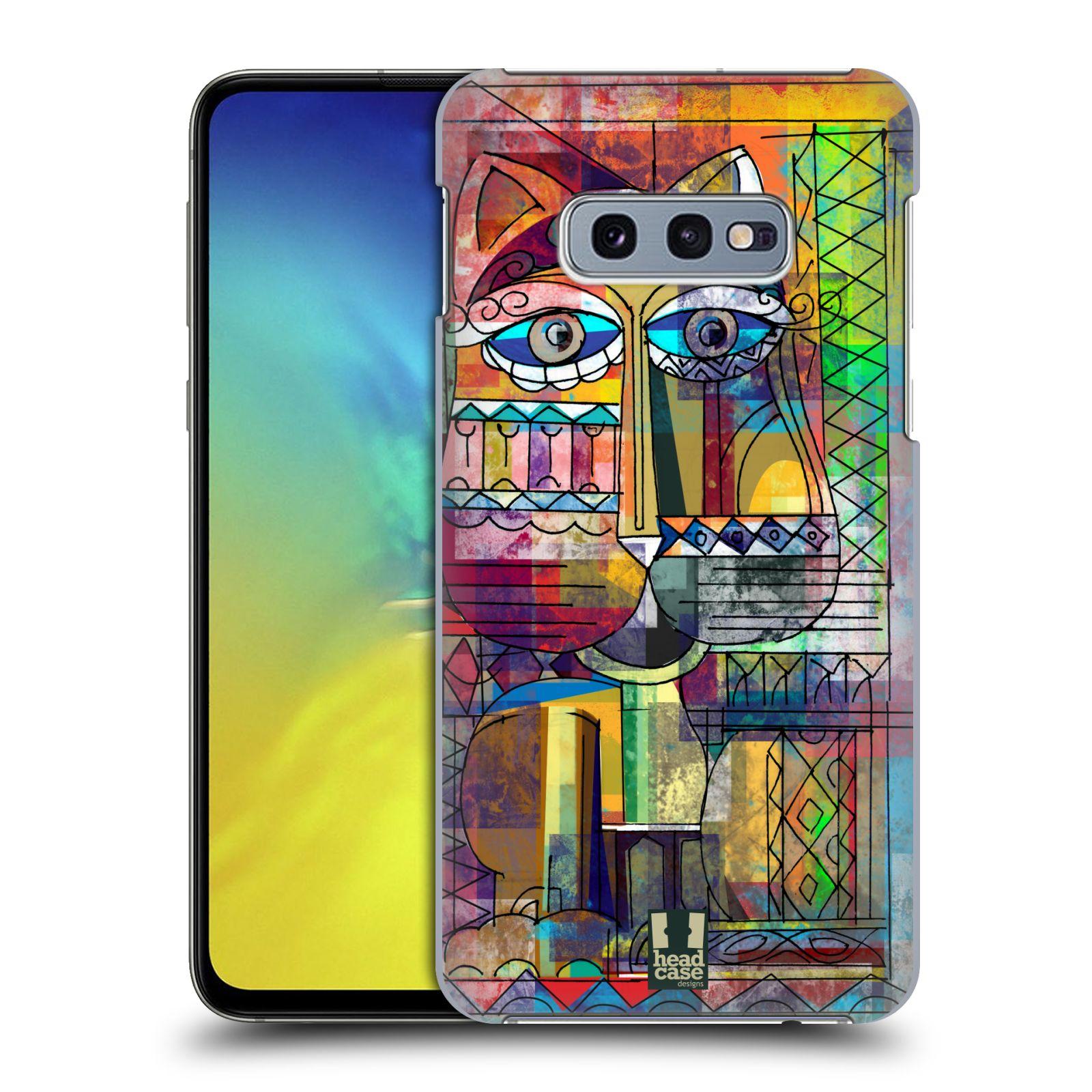 Plastové pouzdro na mobil Samsung Galaxy S10e - Head Case - AZTEC KORAT