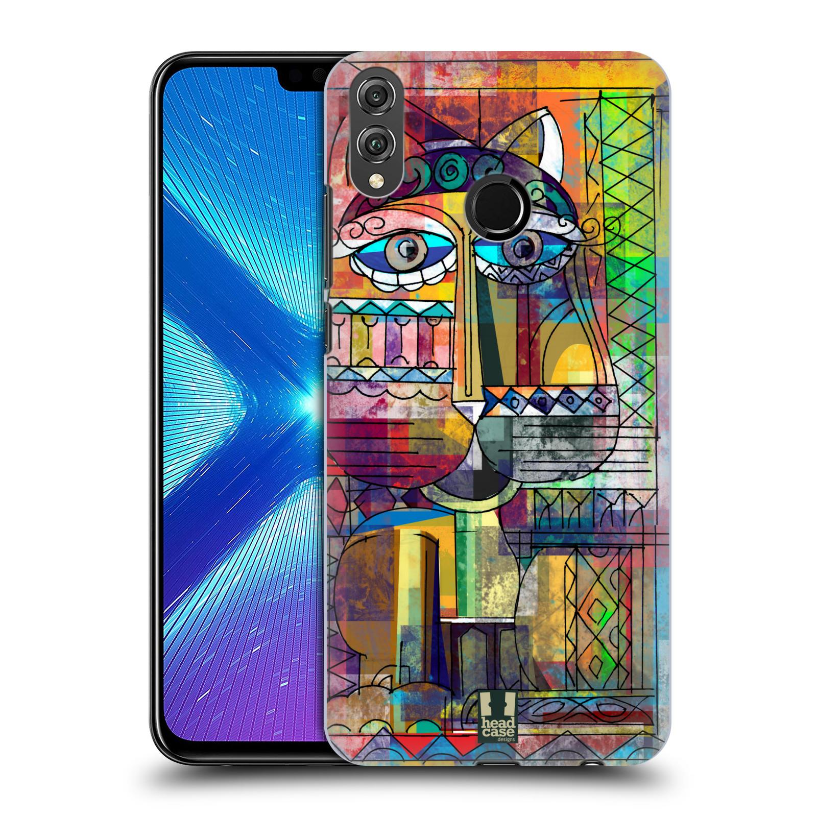 Plastové pouzdro na mobil Honor 8X - Head Case - AZTEC KORAT