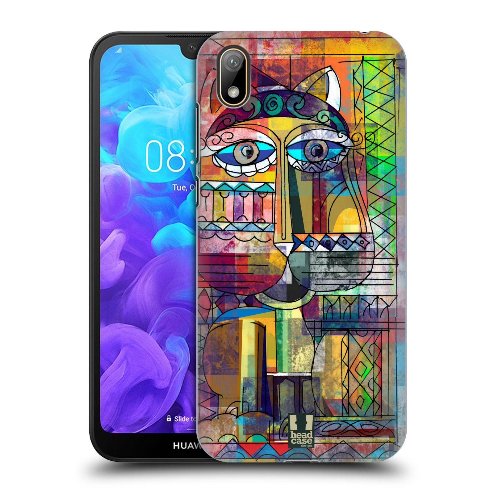 Plastové pouzdro na mobil Honor 8S - Head Case - AZTEC KORAT