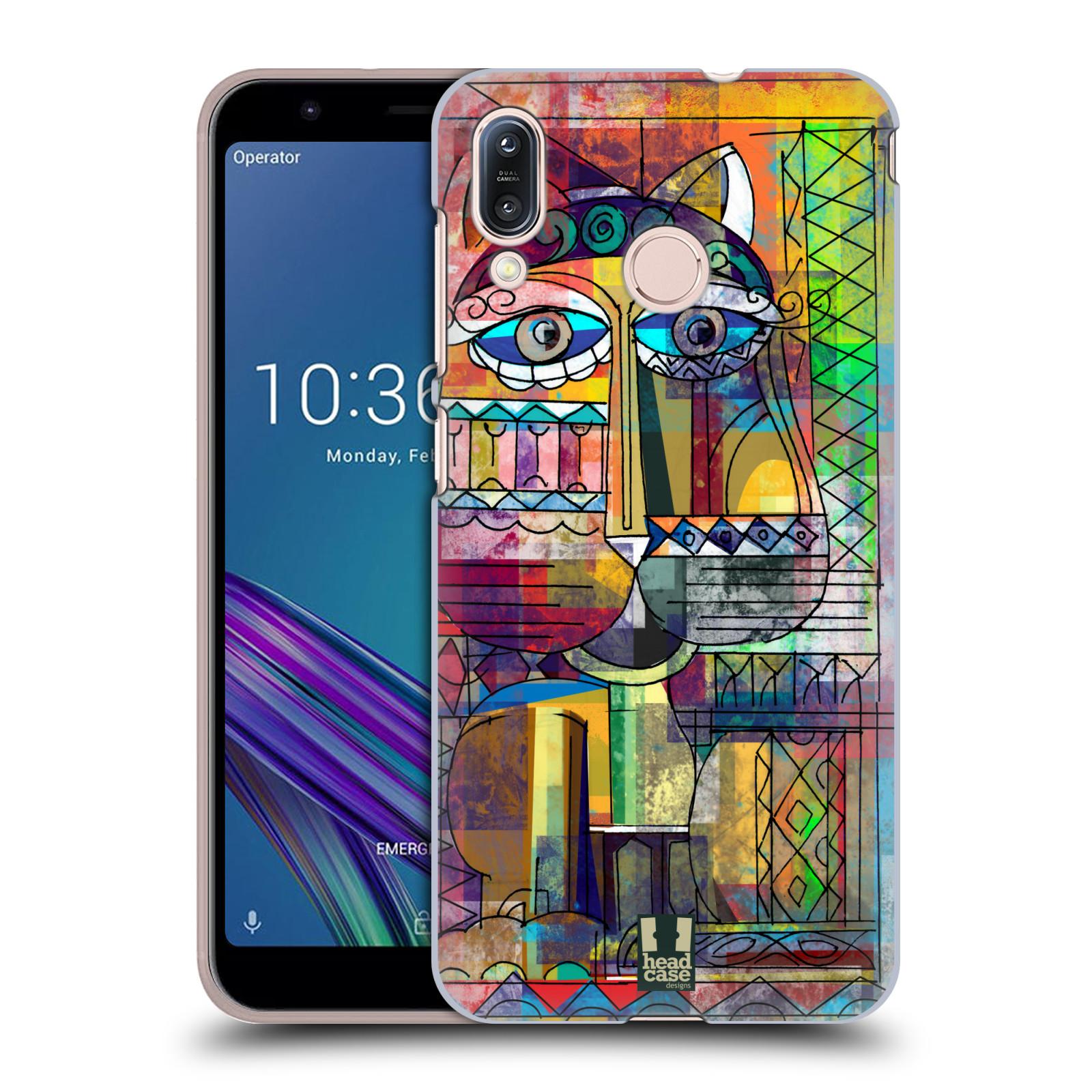 Plastové pouzdro na mobil Asus Zenfone Max M1 ZB555KL - Head Case - AZTEC KORAT