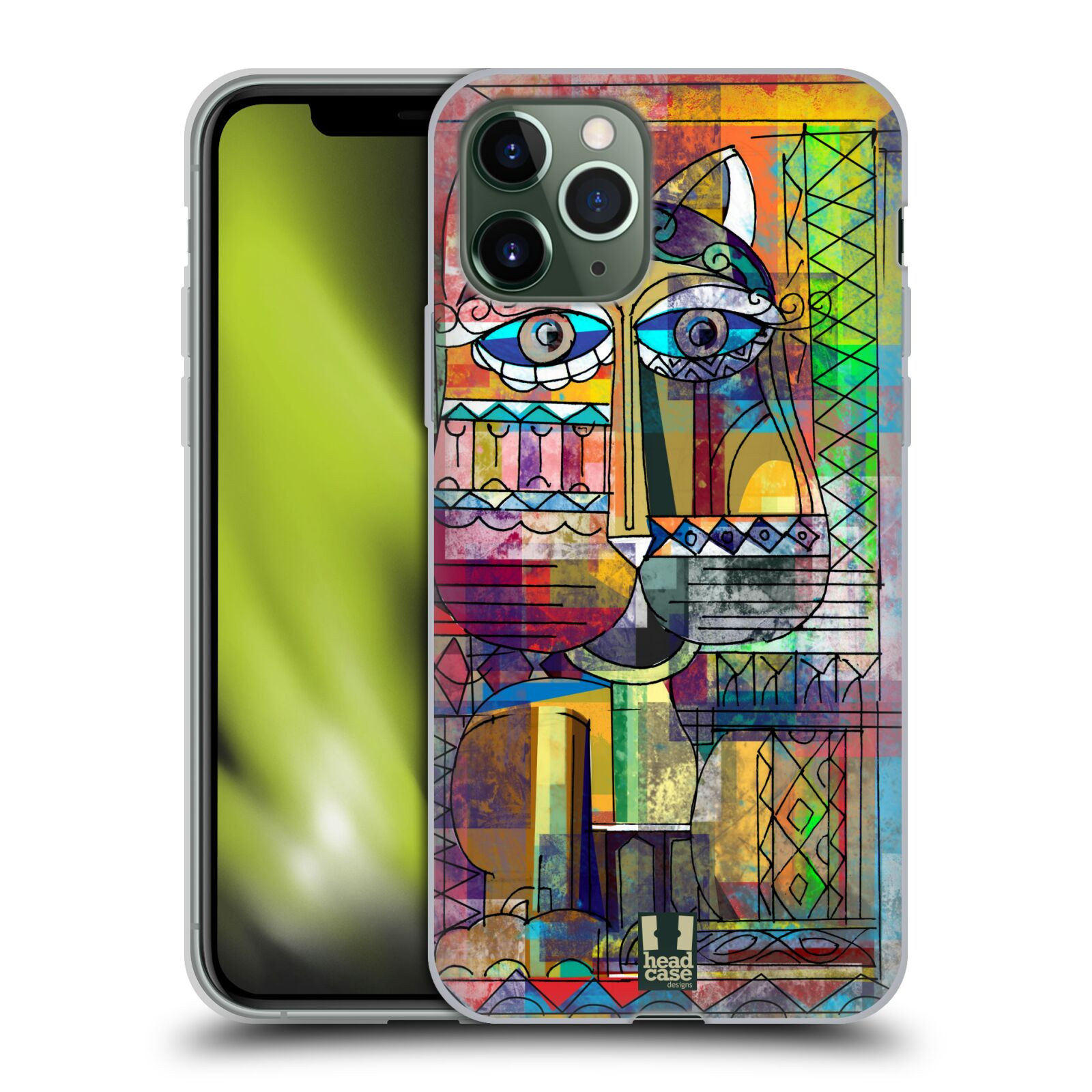 gucci case iphone x ebay , Silikonové pouzdro na mobil Apple iPhone 11 Pro - Head Case - AZTEC KORAT