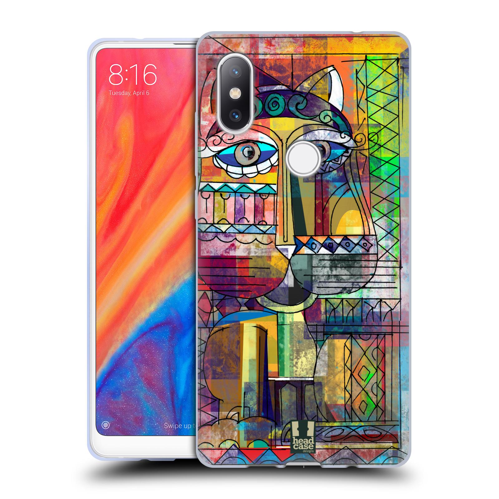 Silikonové pouzdro na mobil Xiaomi Mi Mix 2S - Head Case - AZTEC KORAT