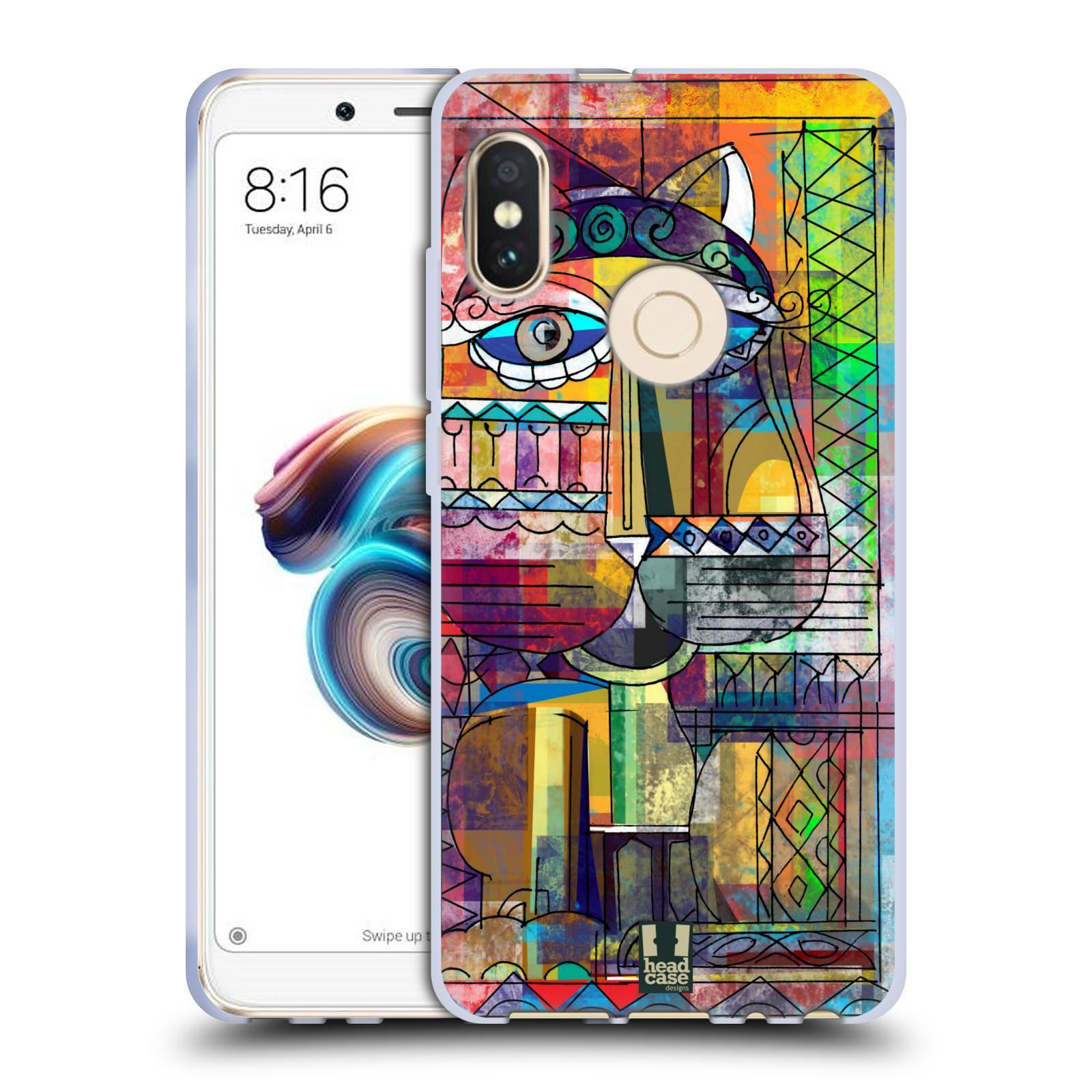 Silikonové pouzdro na mobil Xiaomi Redmi Note 5 - Head Case - AZTEC KORAT