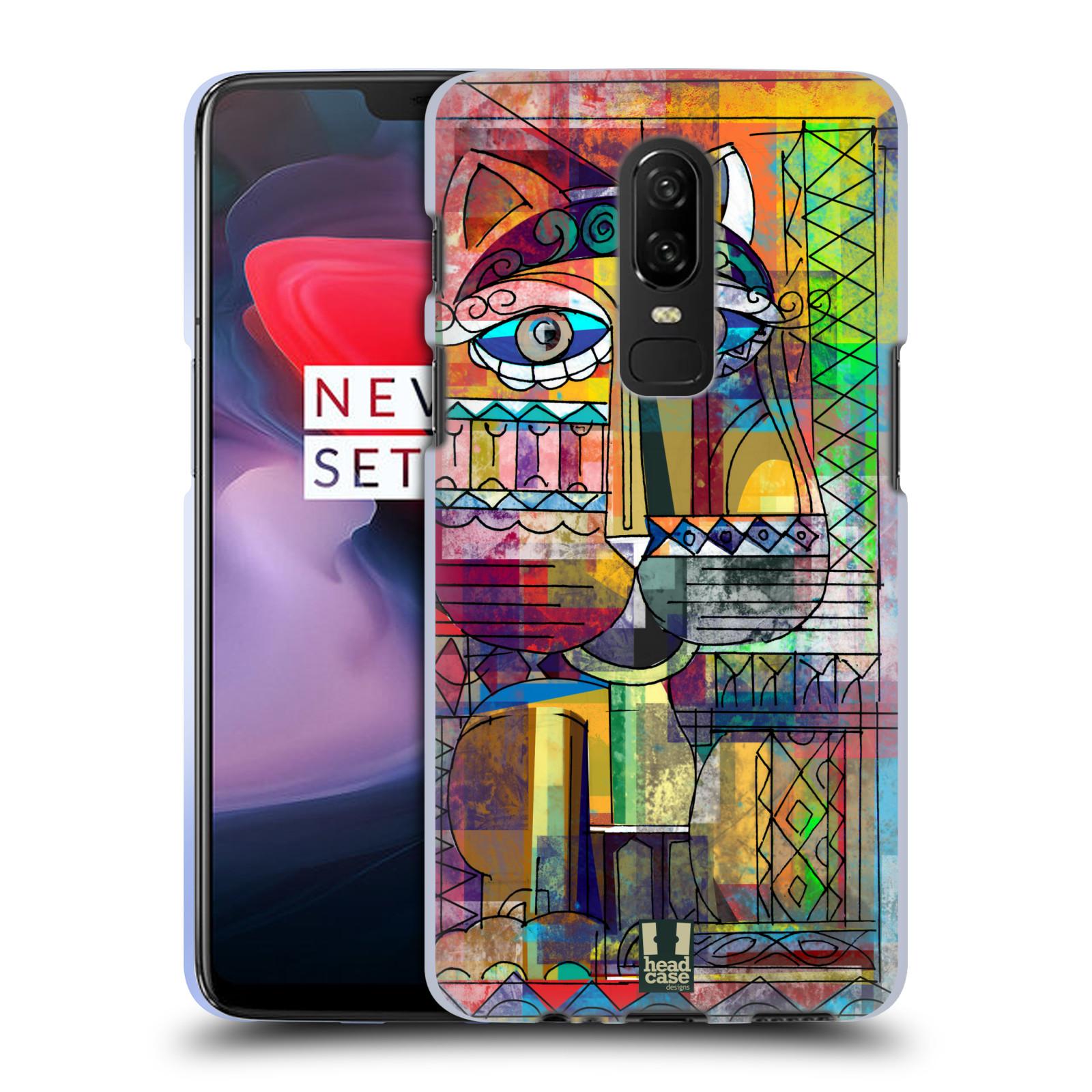 Silikonové pouzdro na mobil OnePlus 6 - Head Case - AZTEC KORAT