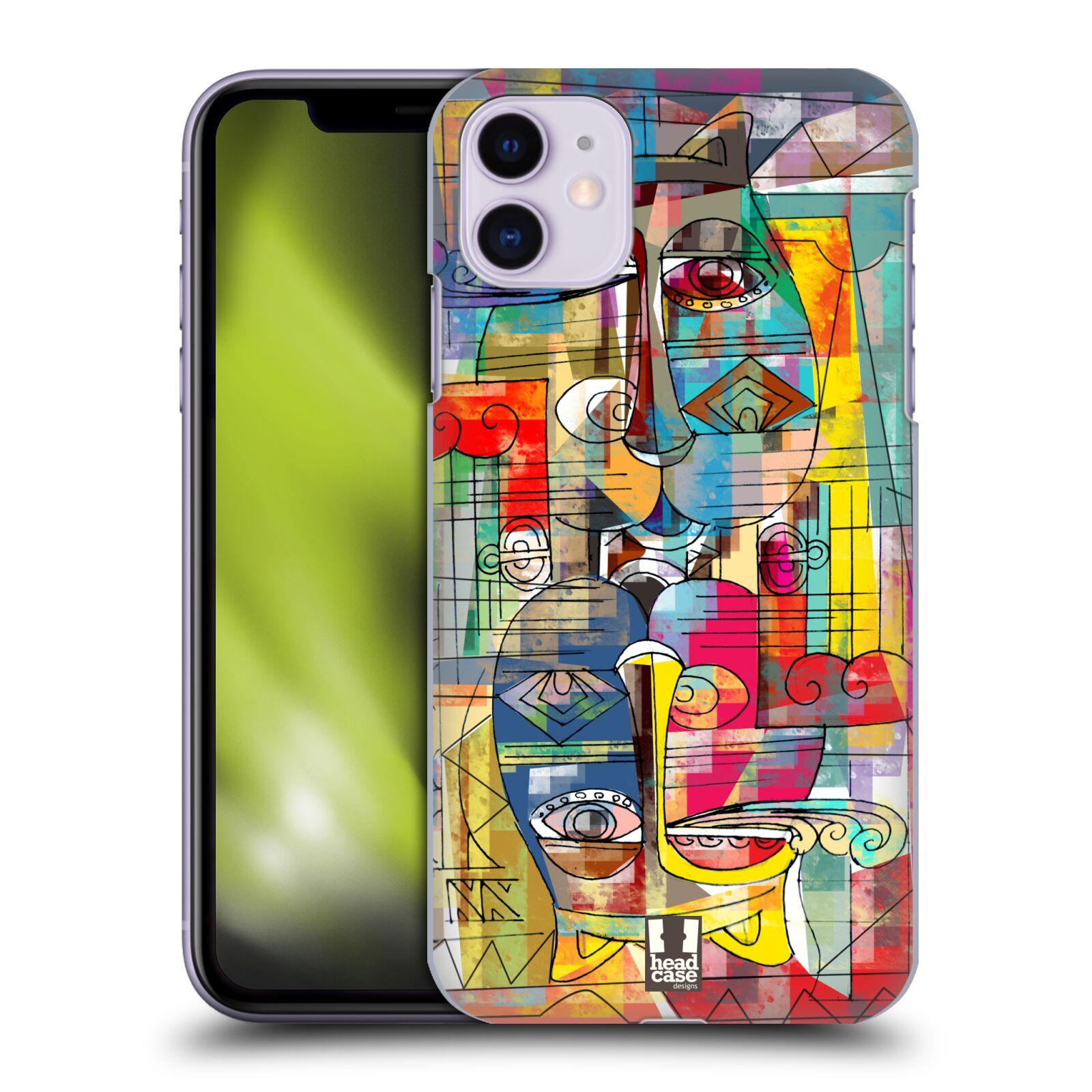 Plastové pouzdro na mobil Apple iPhone 11 - Head Case - AZTEC MANX