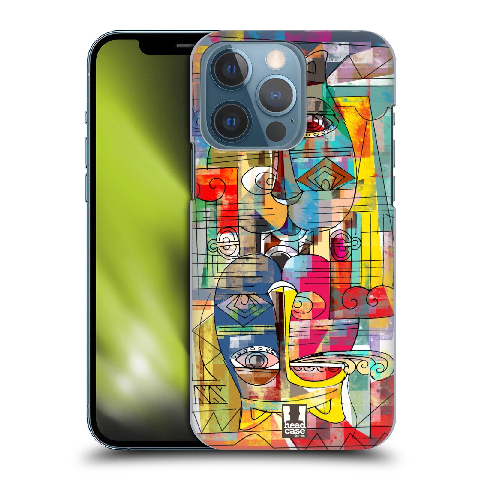 Plastové pouzdro na mobil Apple iPhone 13 Pro - Head Case - AZTEC MANX