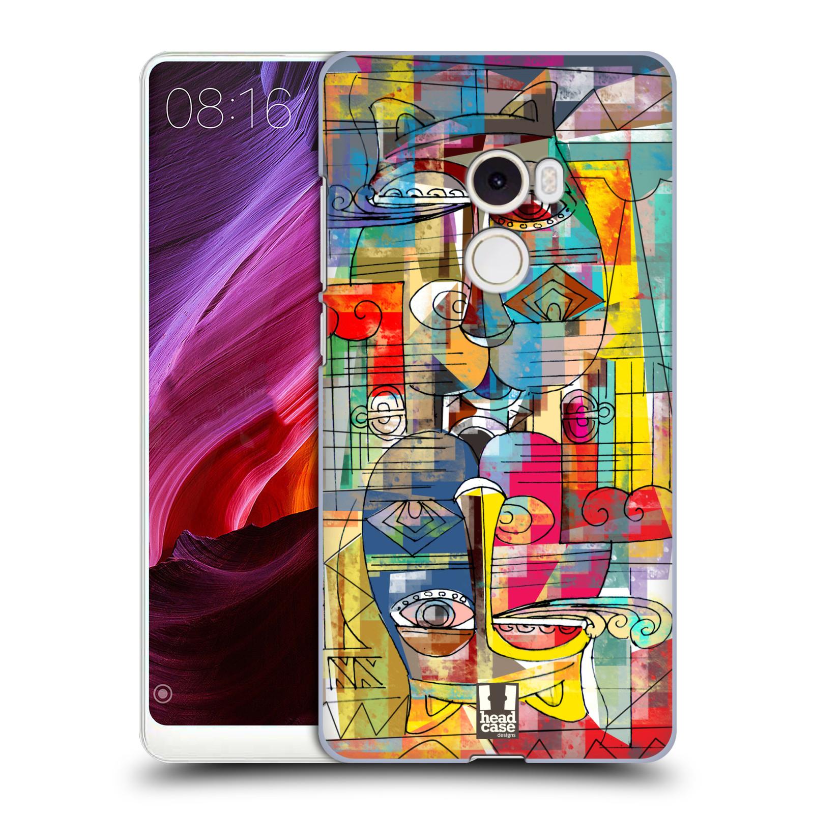 Plastové pouzdro na mobil Xiaomi Mi Mix 2 - Head Case - AZTEC MANX