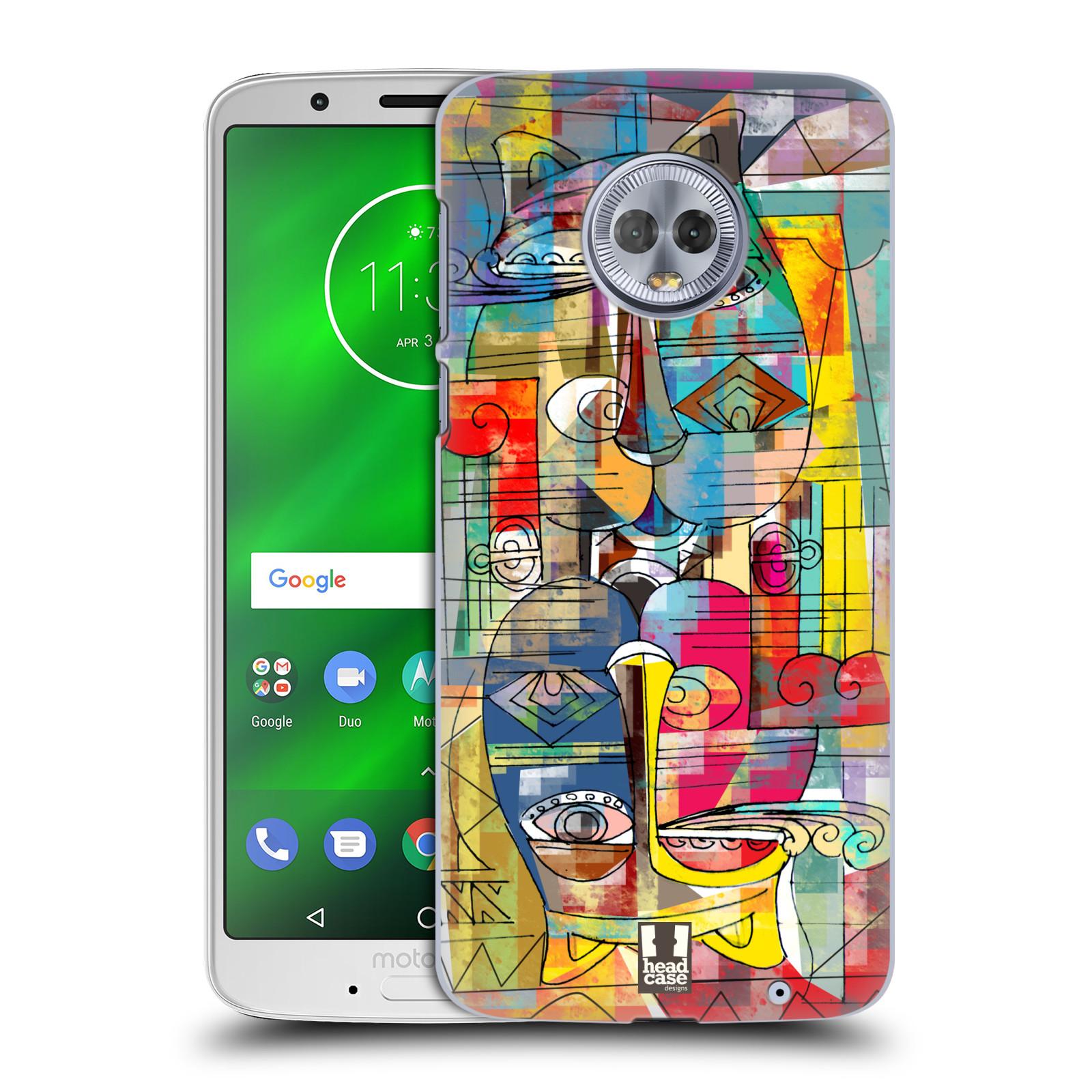 Plastové pouzdro na mobil Motorola Moto G6 Plus - Head Case - AZTEC MANX