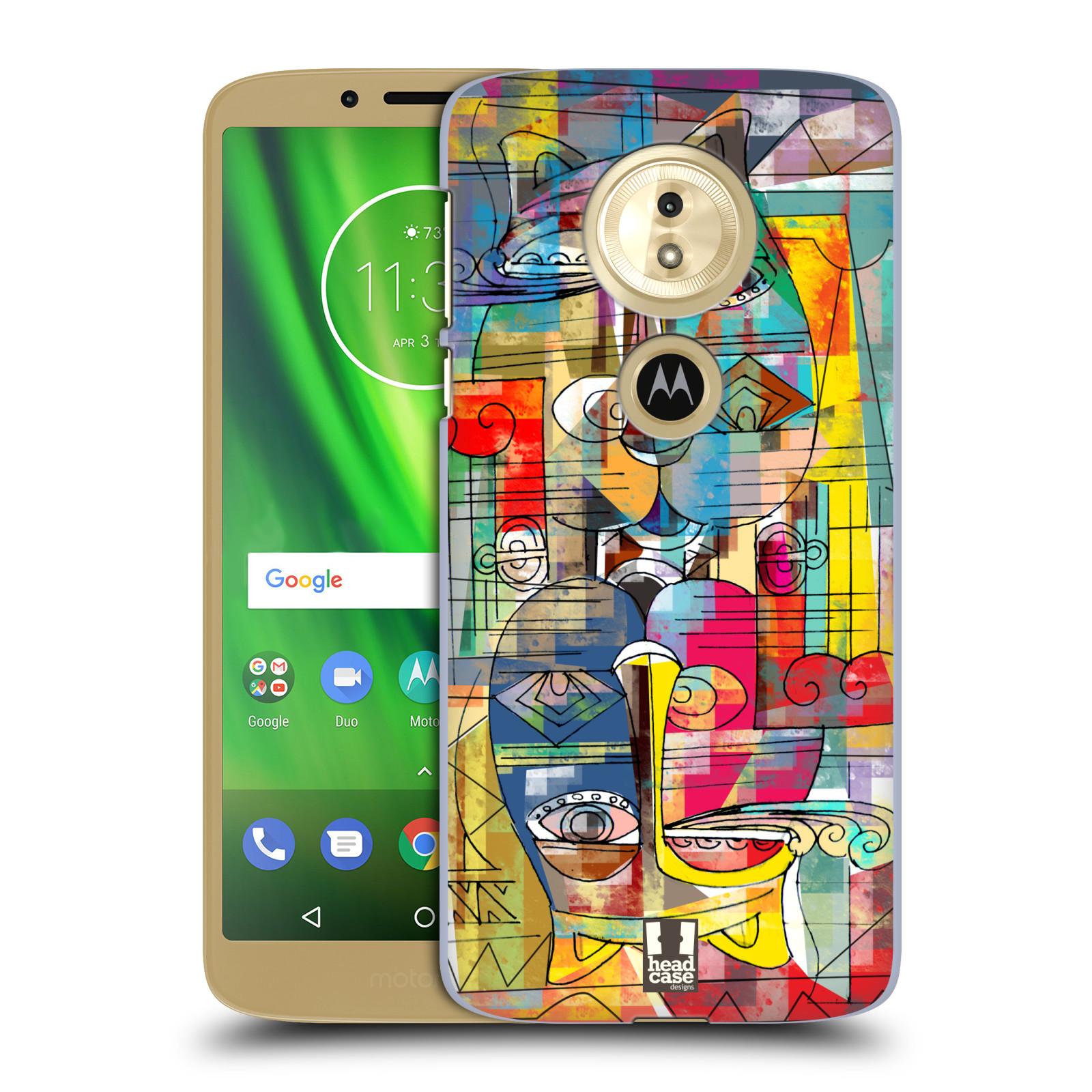 Plastové pouzdro na mobil Motorola Moto G6 Play - Head Case - AZTEC MANX