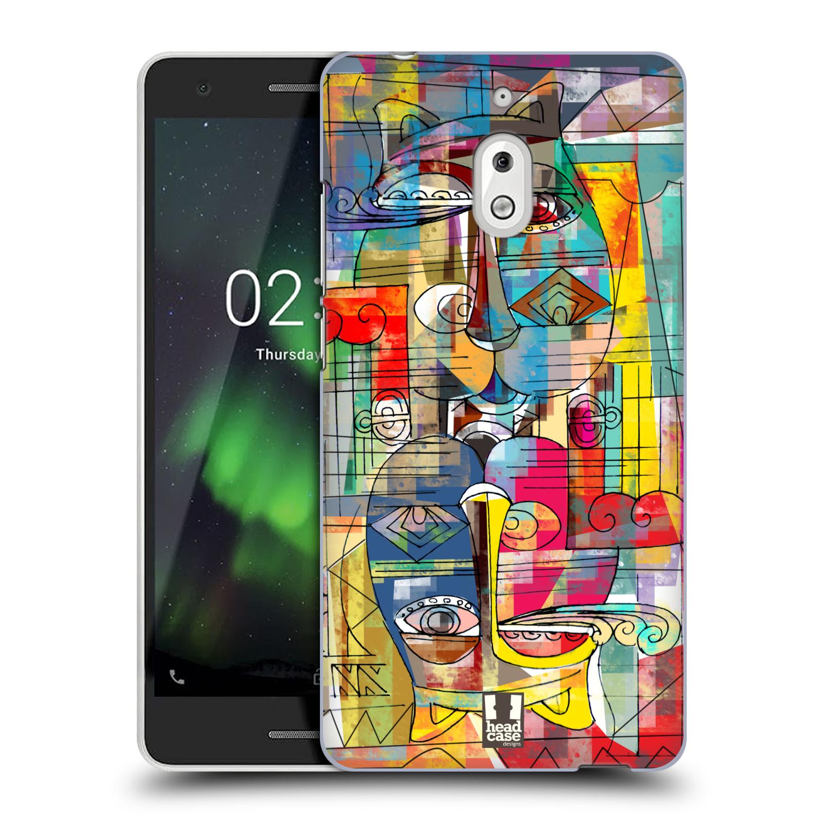Plastové pouzdro na mobil Nokia 2.1 - Head Case - AZTEC MANX