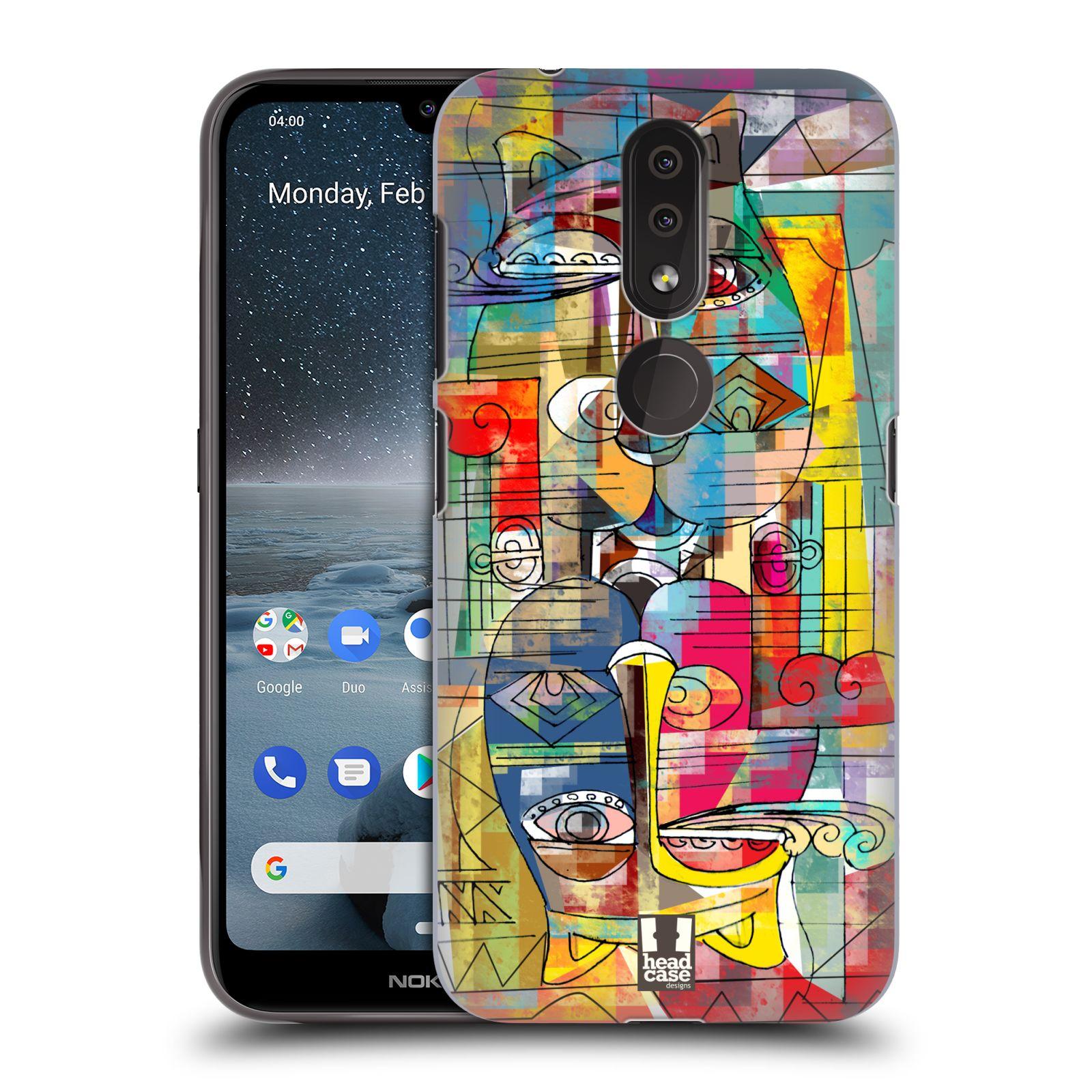 Plastové pouzdro na mobil Nokia 4.2 - Head Case - AZTEC MANX