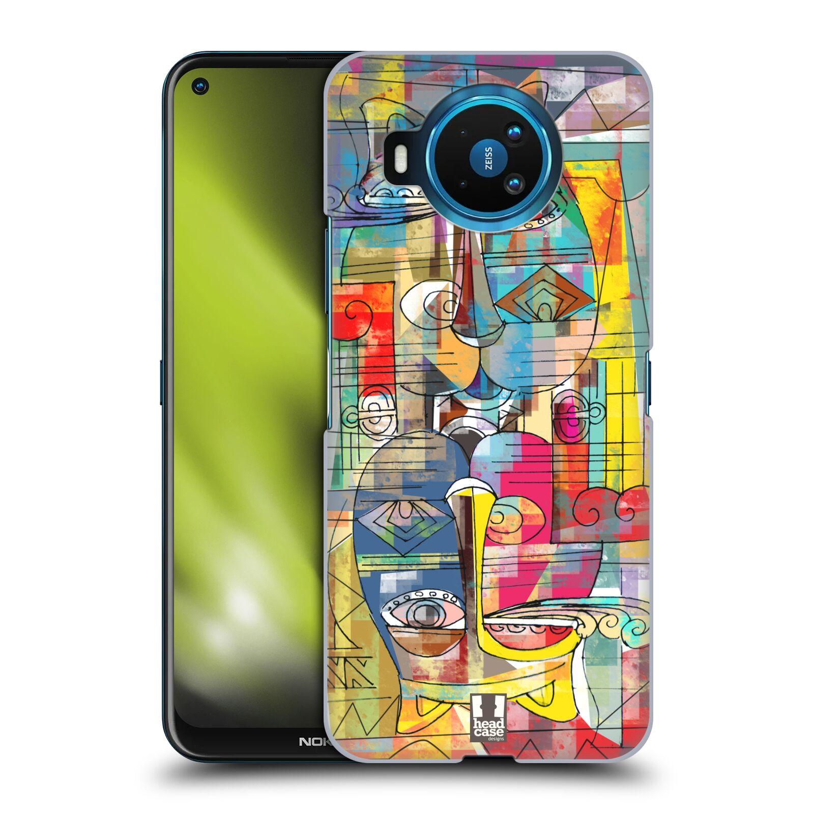 Plastové pouzdro na mobil Nokia 8.3 5G - Head Case - AZTEC MANX