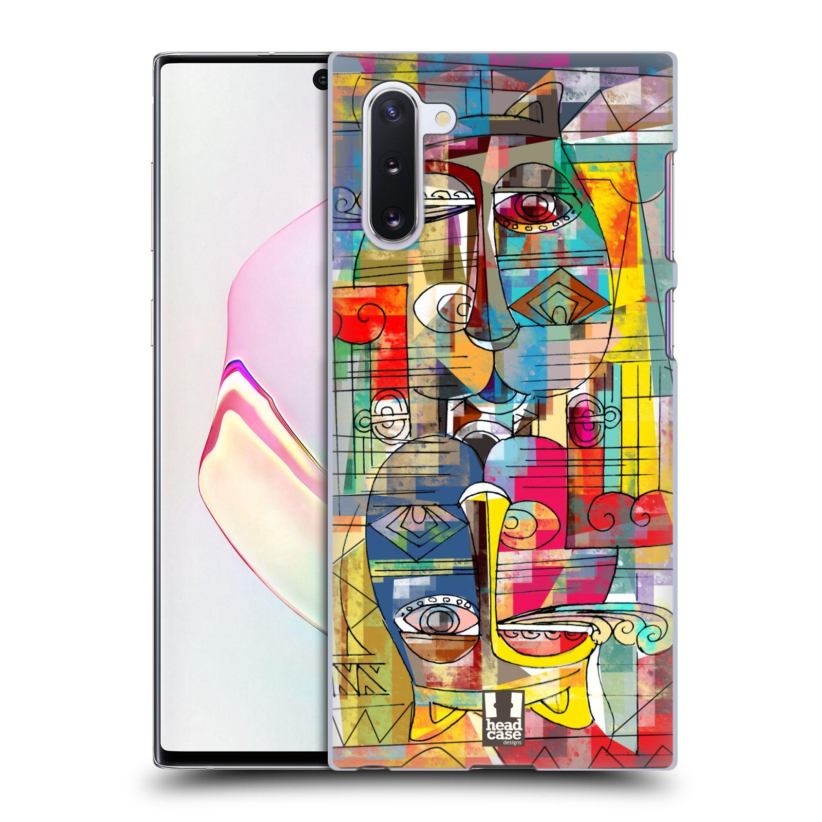 Plastové pouzdro na mobil Samsung Galaxy Note 10 - Head Case - AZTEC MANX
