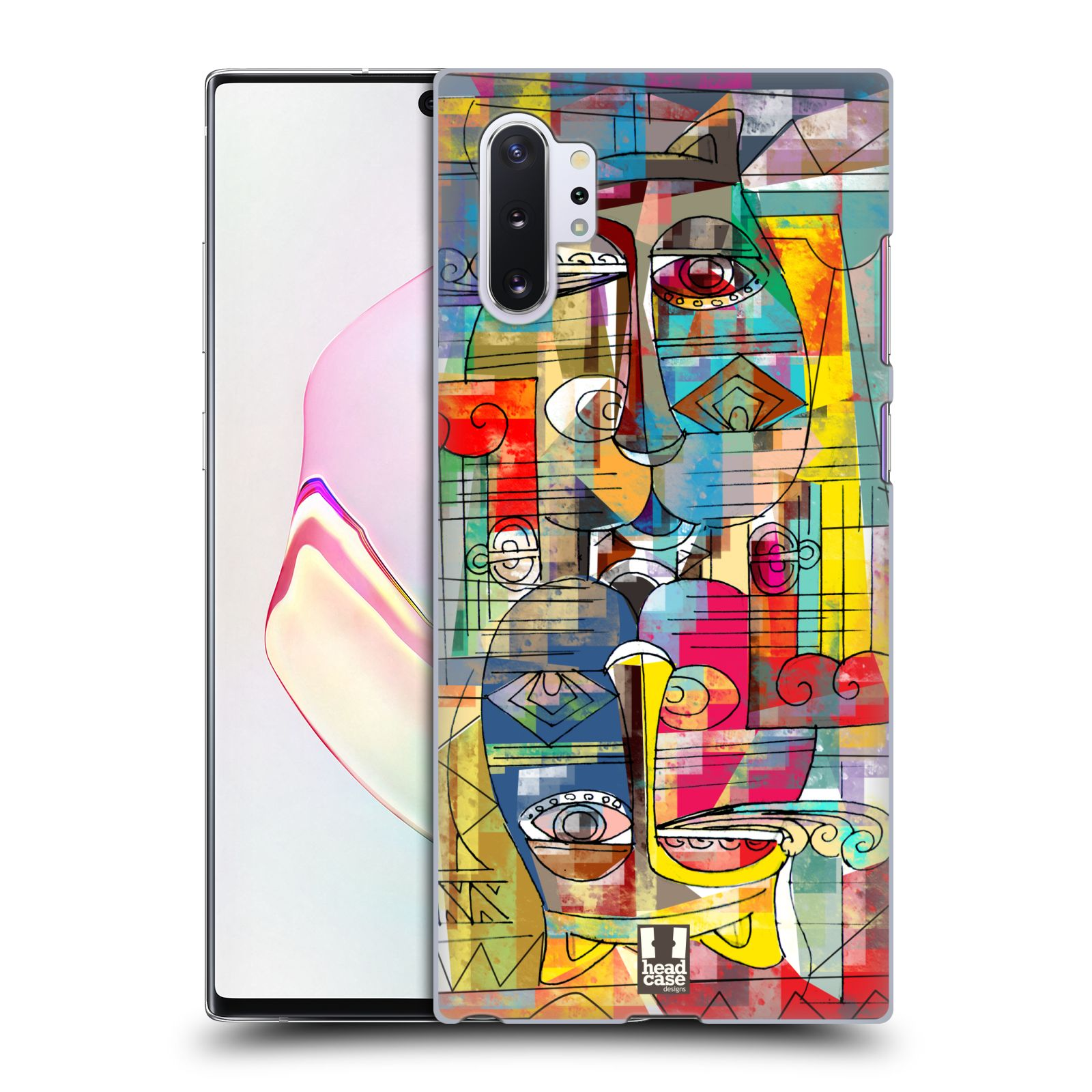 Plastové pouzdro na mobil Samsung Galaxy Note 10 Plus - Head Case - AZTEC MANX