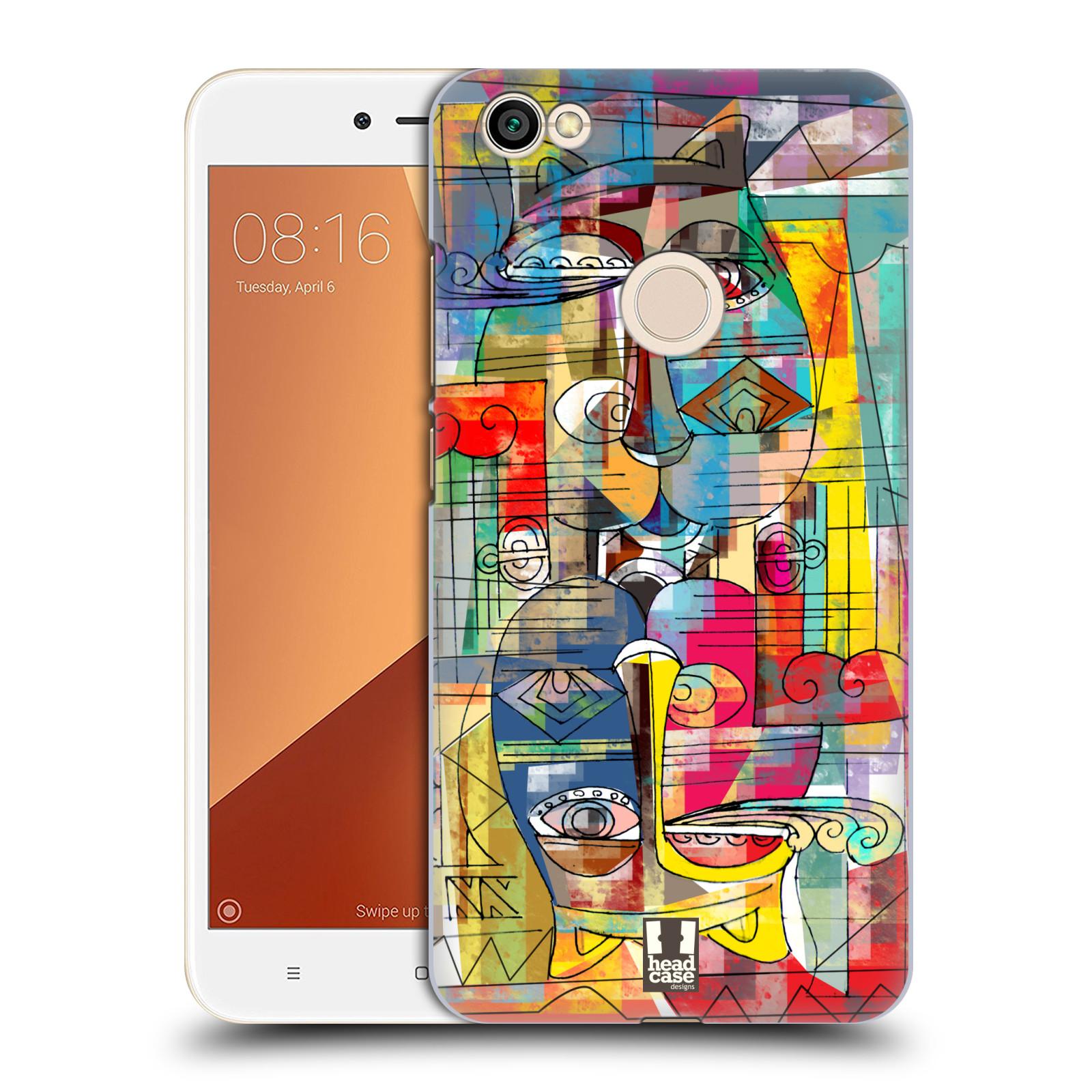 Plastové pouzdro na mobil Xiaomi Redmi Note 5A Prime - Head Case - AZTEC MANX