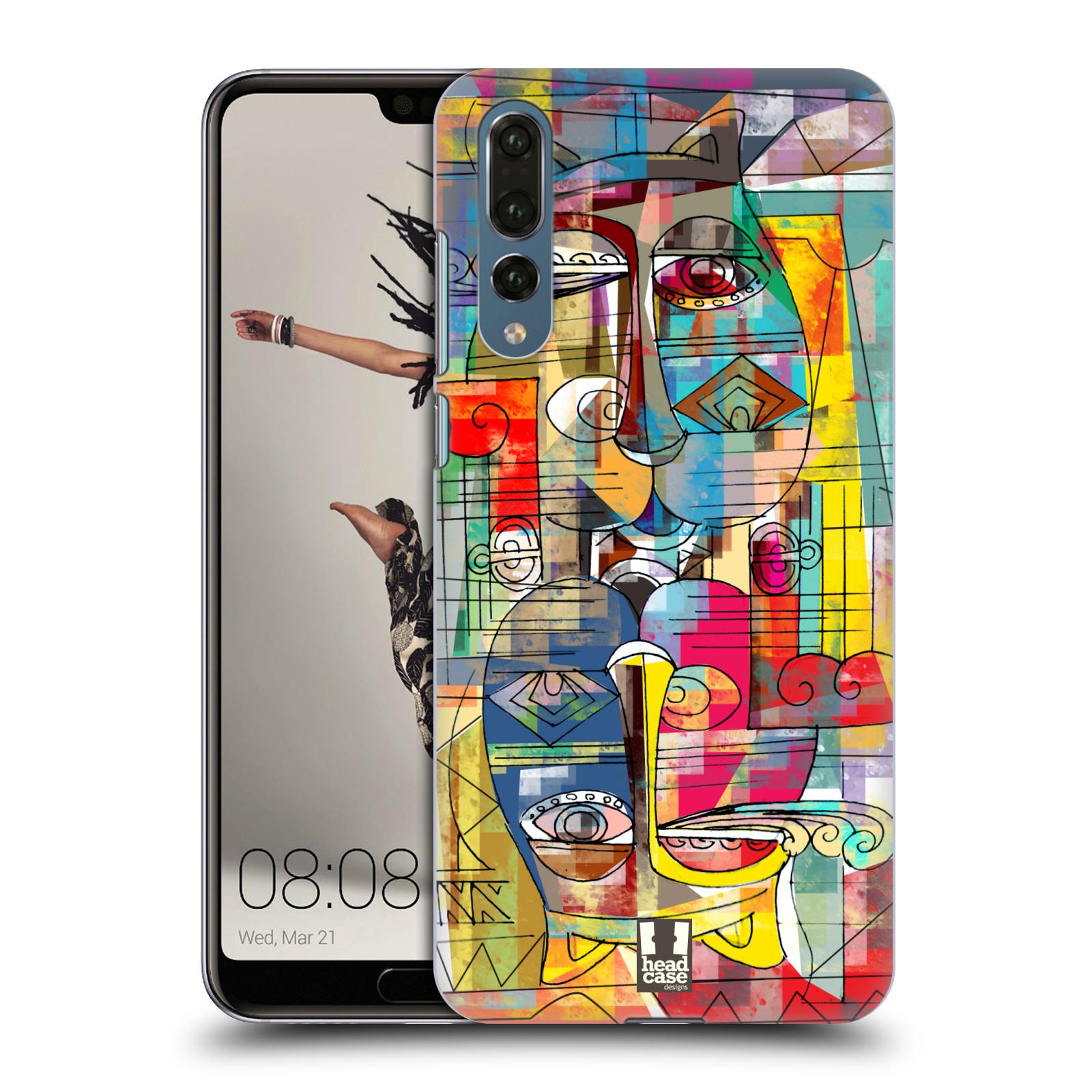 Plastové pouzdro na mobil Huawei P20 Pro - Head Case - AZTEC MANX