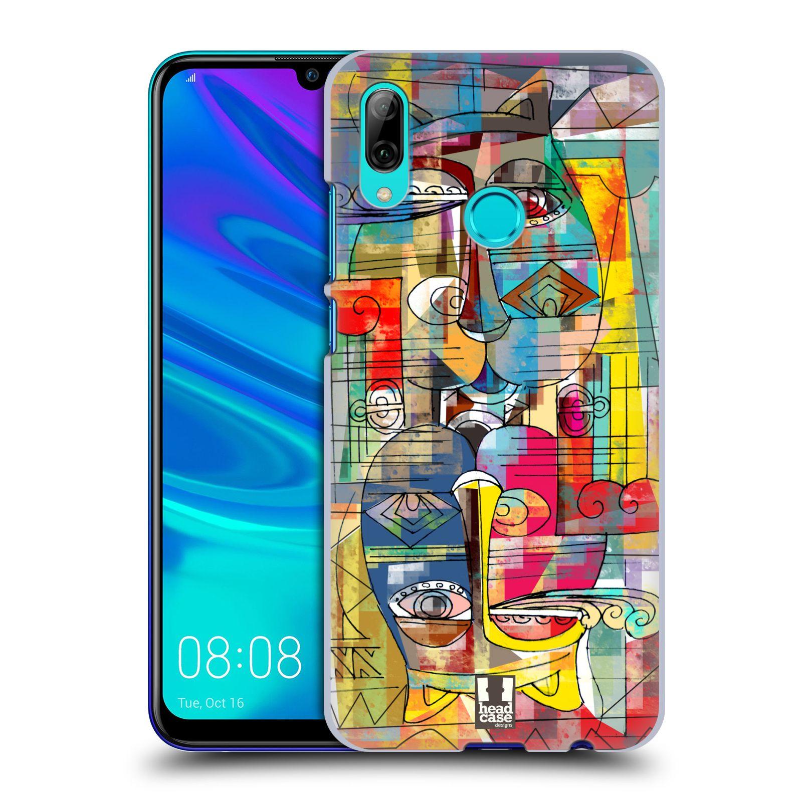 Plastové pouzdro na mobil Huawei P Smart (2019) - Head Case - AZTEC MANX