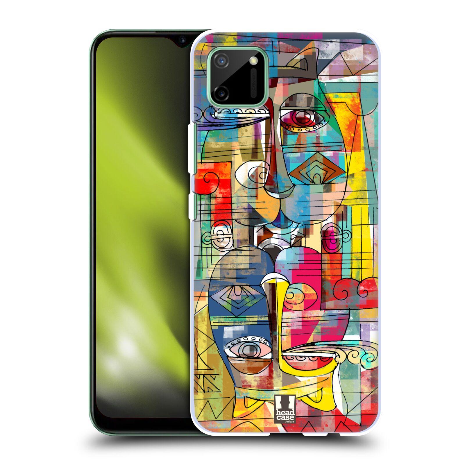 Plastové pouzdro na mobil Realme C11 - Head Case - AZTEC MANX