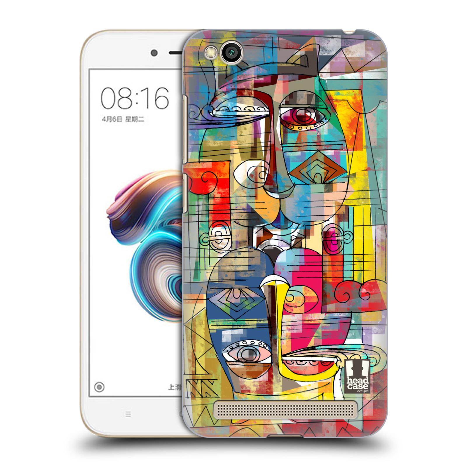 Plastové pouzdro na mobil Xiaomi Redmi 5A - Head Case - AZTEC MANX