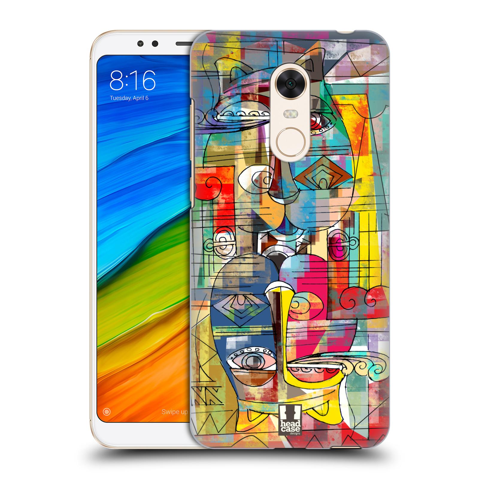 Plastové pouzdro na mobil Xiaomi Redmi 5 Plus - Head Case - AZTEC MANX