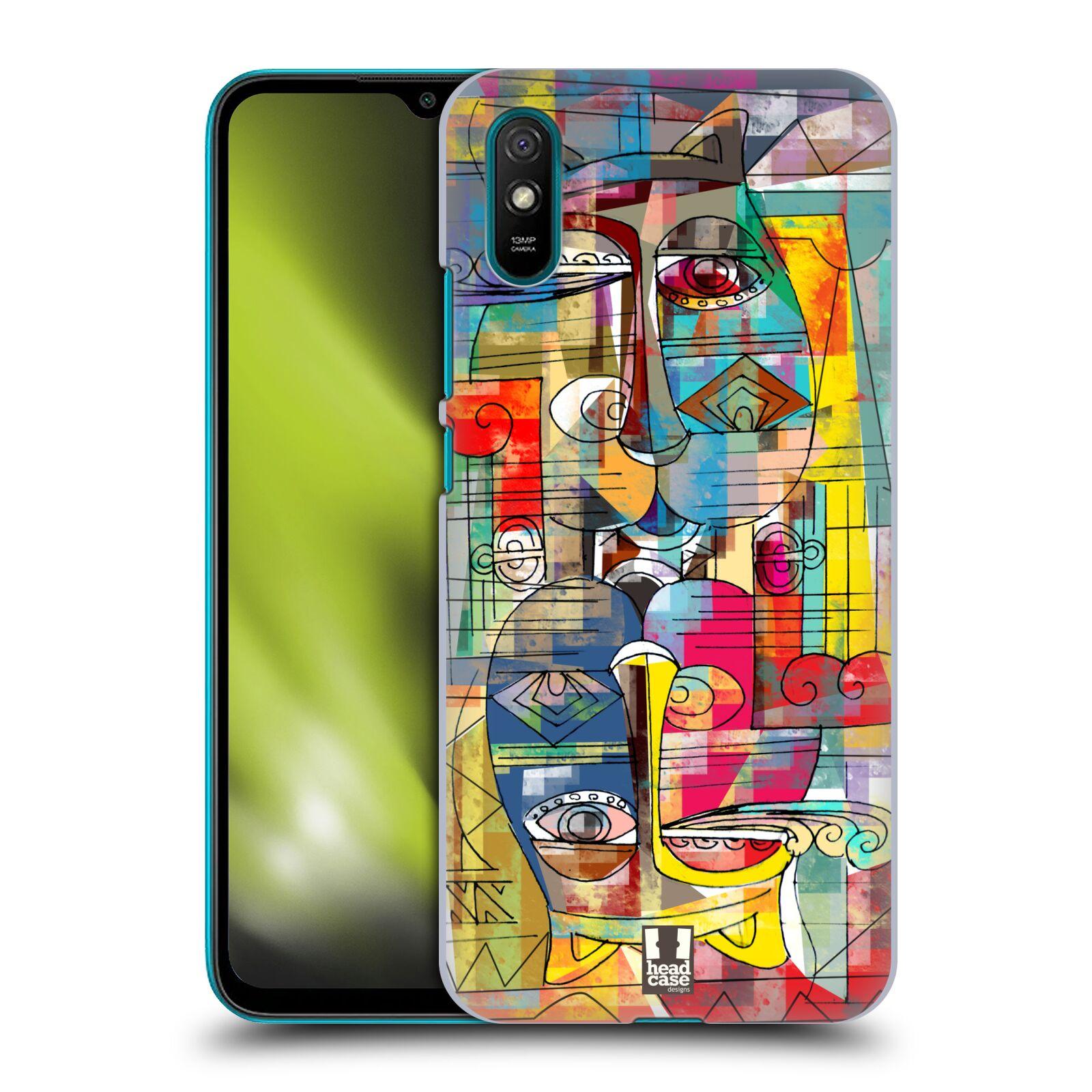 Plastové pouzdro na mobil Xiaomi Redmi 9A / Xiaomi Redmi 9AT - Head Case - AZTEC MANX