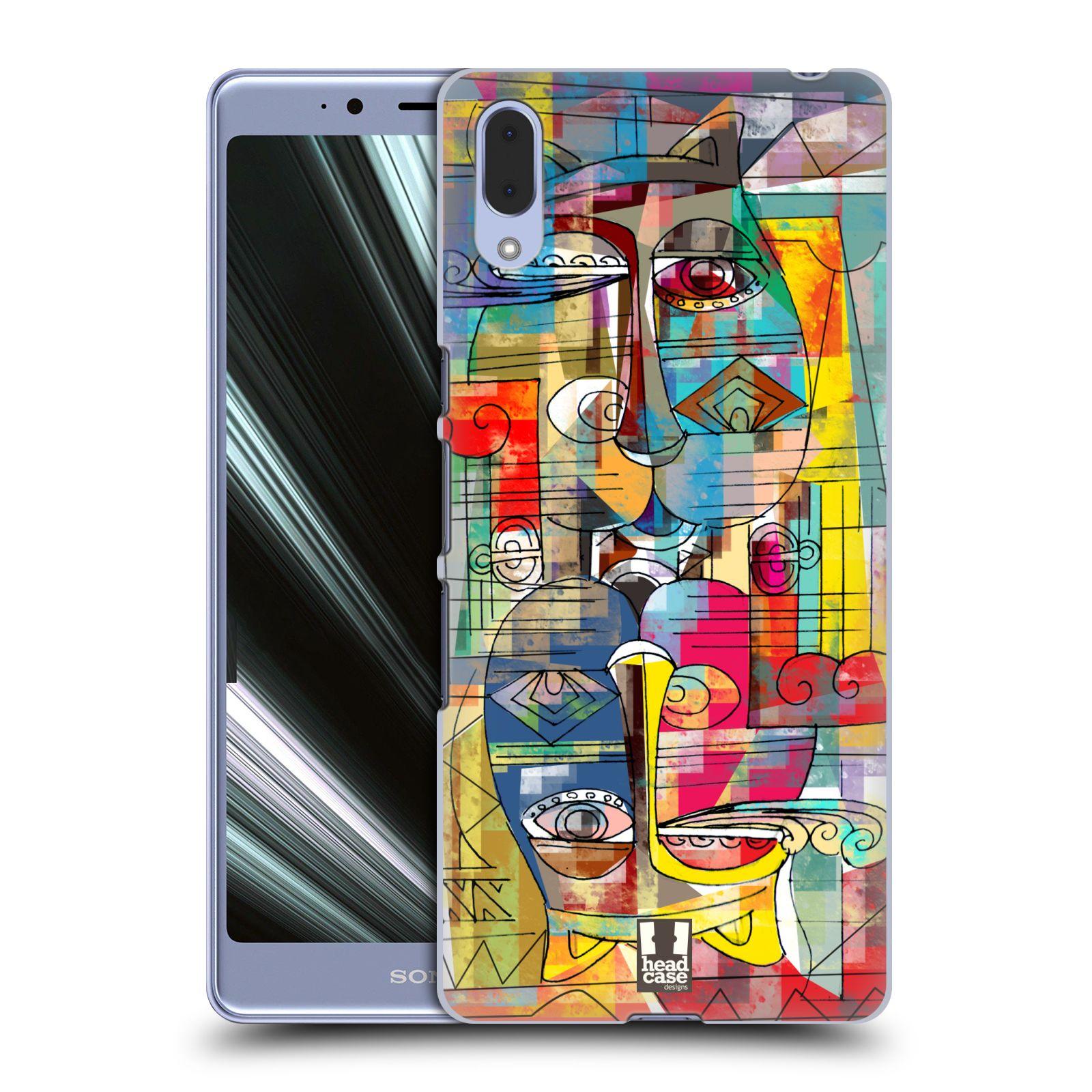 Plastové pouzdro na mobil Sony Xperia L3 - Head Case - AZTEC MANX