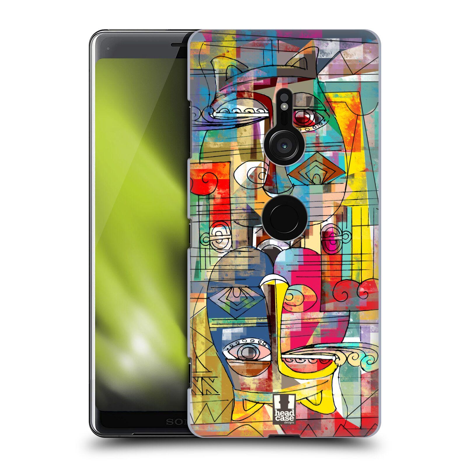 Plastové pouzdro na mobil Sony Xperia XZ3 - Head Case - AZTEC MANX