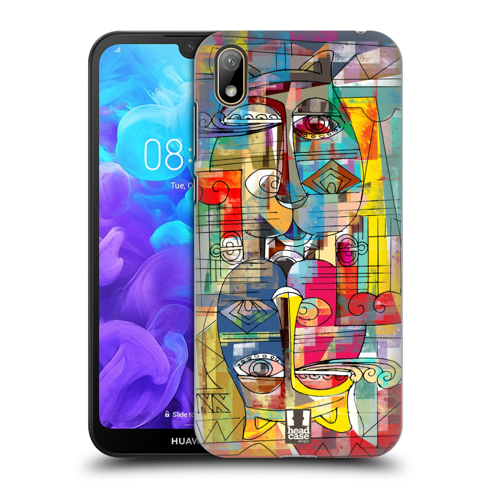 Plastové pouzdro na mobil Honor 8S - Head Case - AZTEC MANX