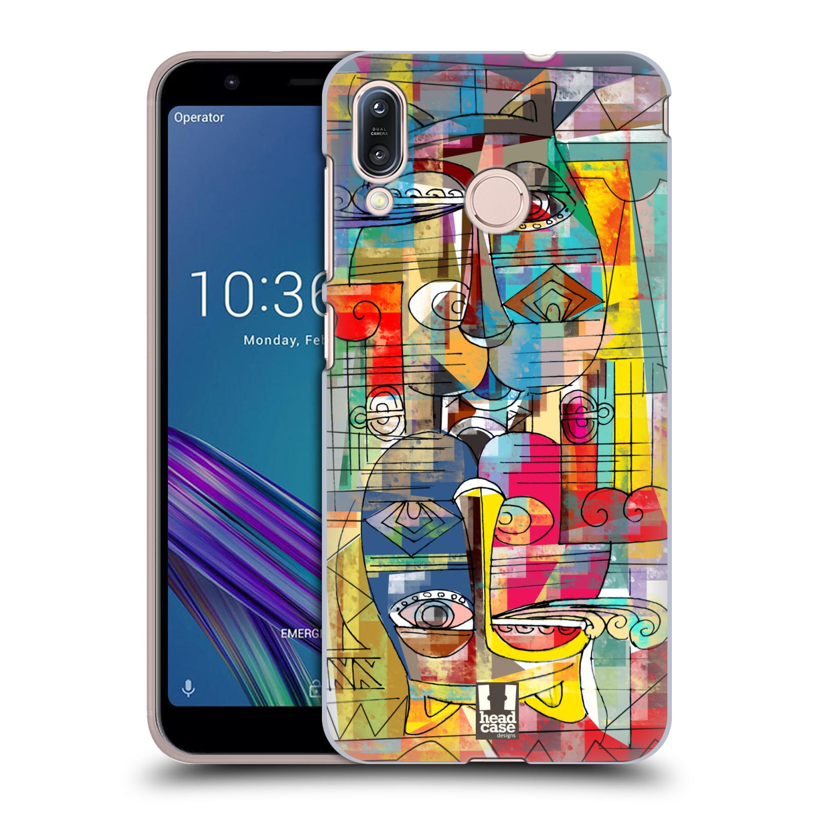 Plastové pouzdro na mobil Asus Zenfone Max M1 ZB555KL - Head Case - AZTEC MANX