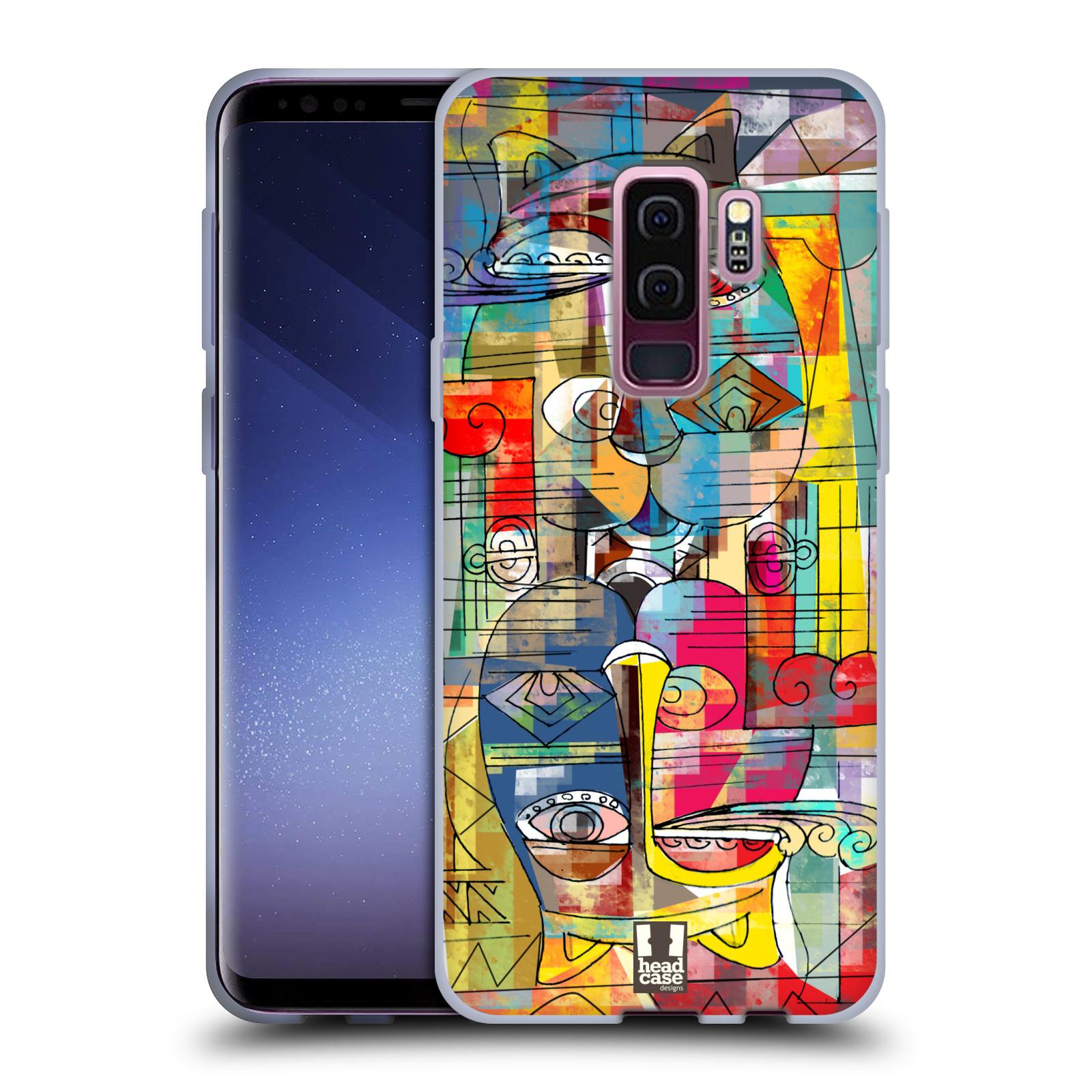 Silikonové pouzdro na mobil Samsung Galaxy S9 Plus - Head Case - AZTEC MANX