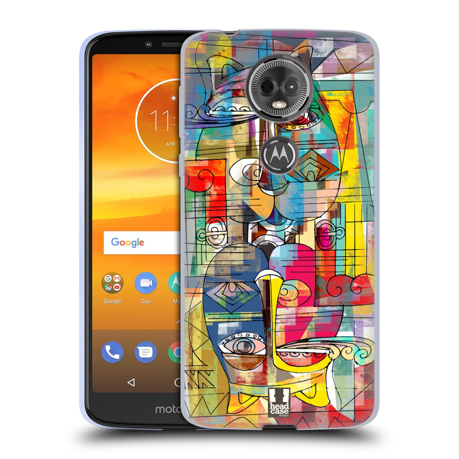 Silikonové pouzdro na mobil Motorola Moto E5 Plus - Head Case - AZTEC MANX