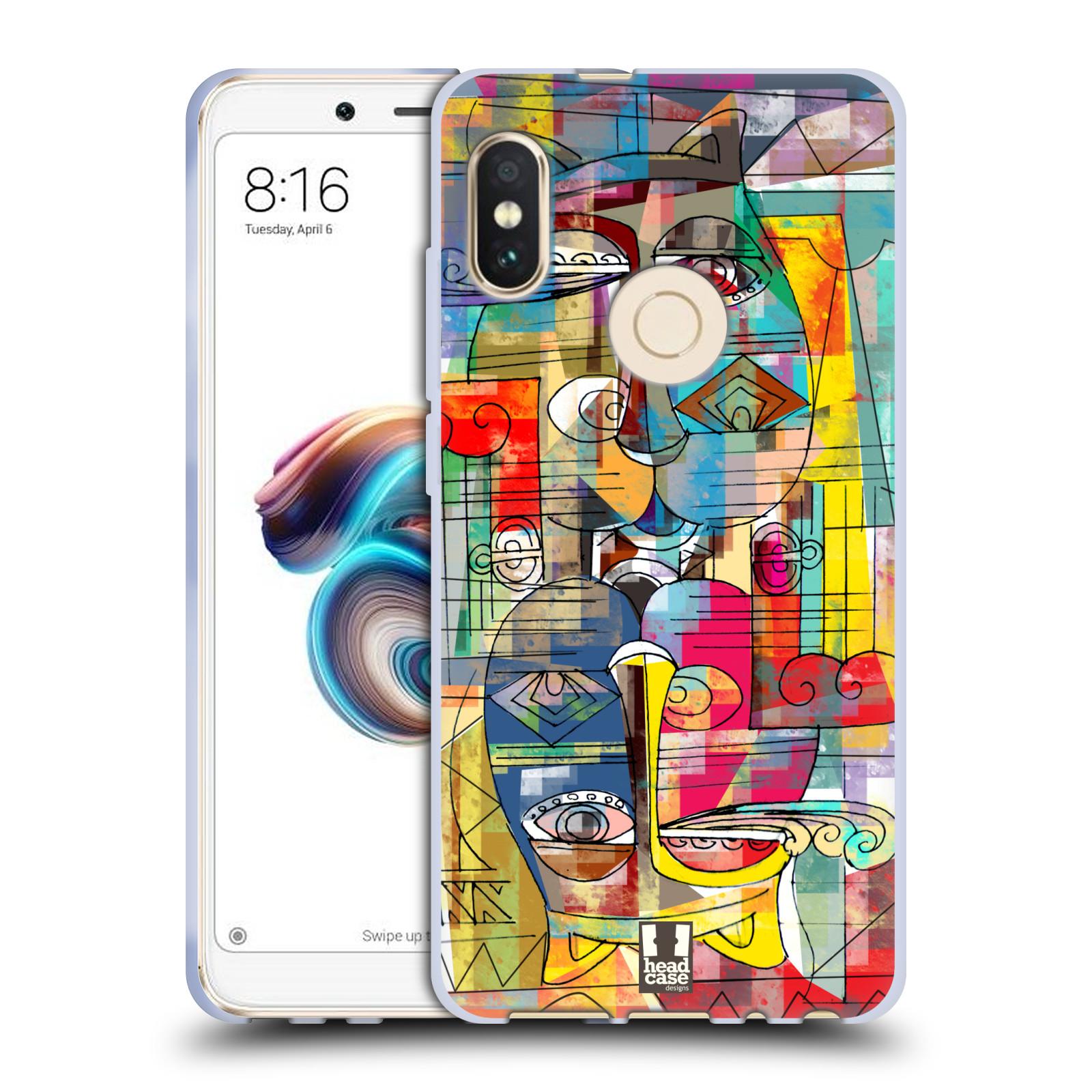 Silikonové pouzdro na mobil Xiaomi Redmi Note 5 - Head Case - AZTEC MANX