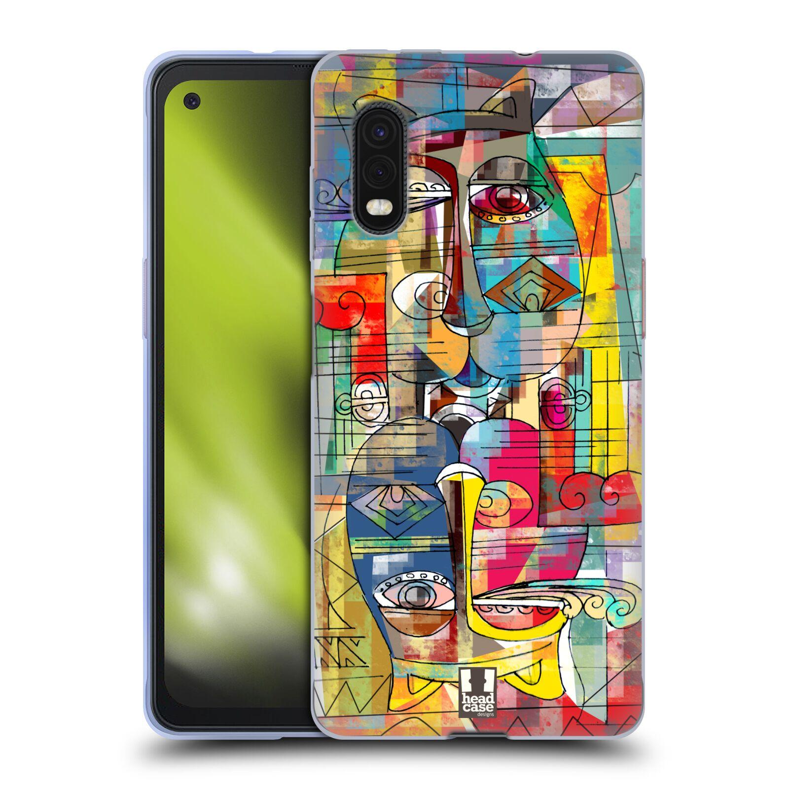 Silikonové pouzdro na mobil Samsung Galaxy Xcover Pro - Head Case - AZTEC MANX