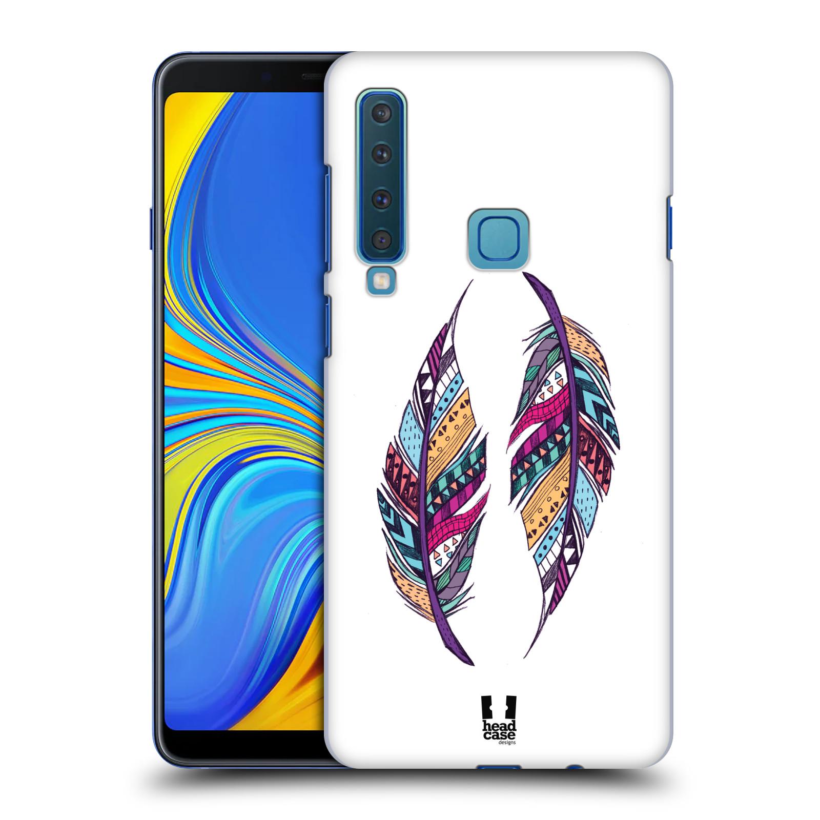 Plastové pouzdro na mobil Samsung Galaxy A9 (2018) - Head Case - AZTEC PÍRKA
