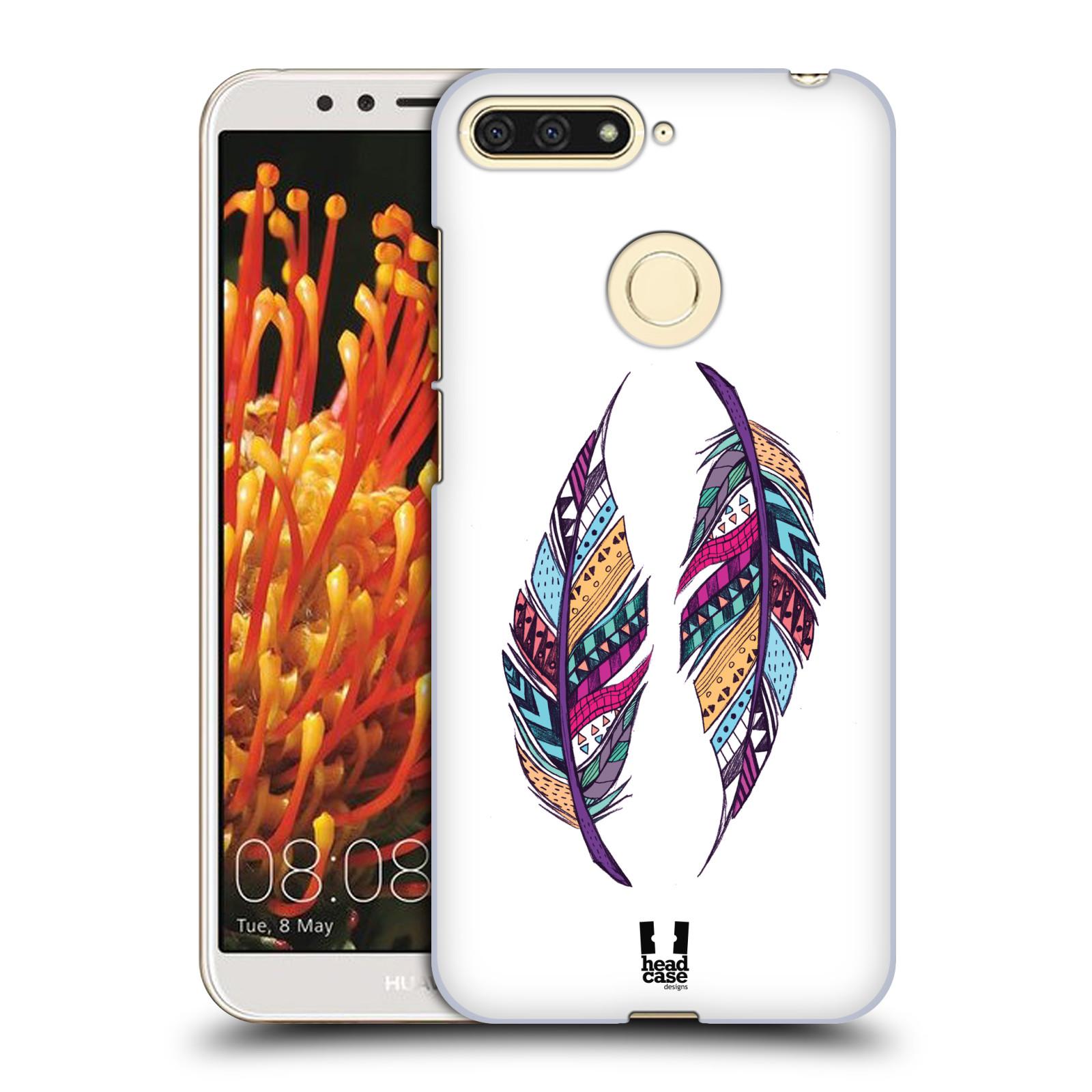 Plastové pouzdro na mobil Huawei Y6 Prime 2018 - Head Case - AZTEC PÍRKA