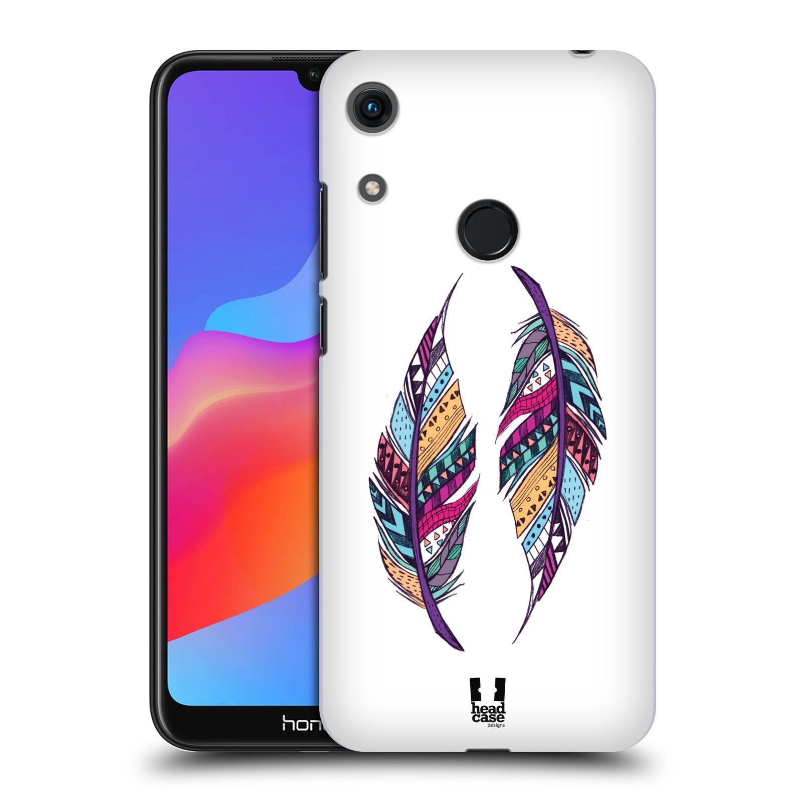 Plastové pouzdro na mobil Honor 8A - Head Case - AZTEC PÍRKA